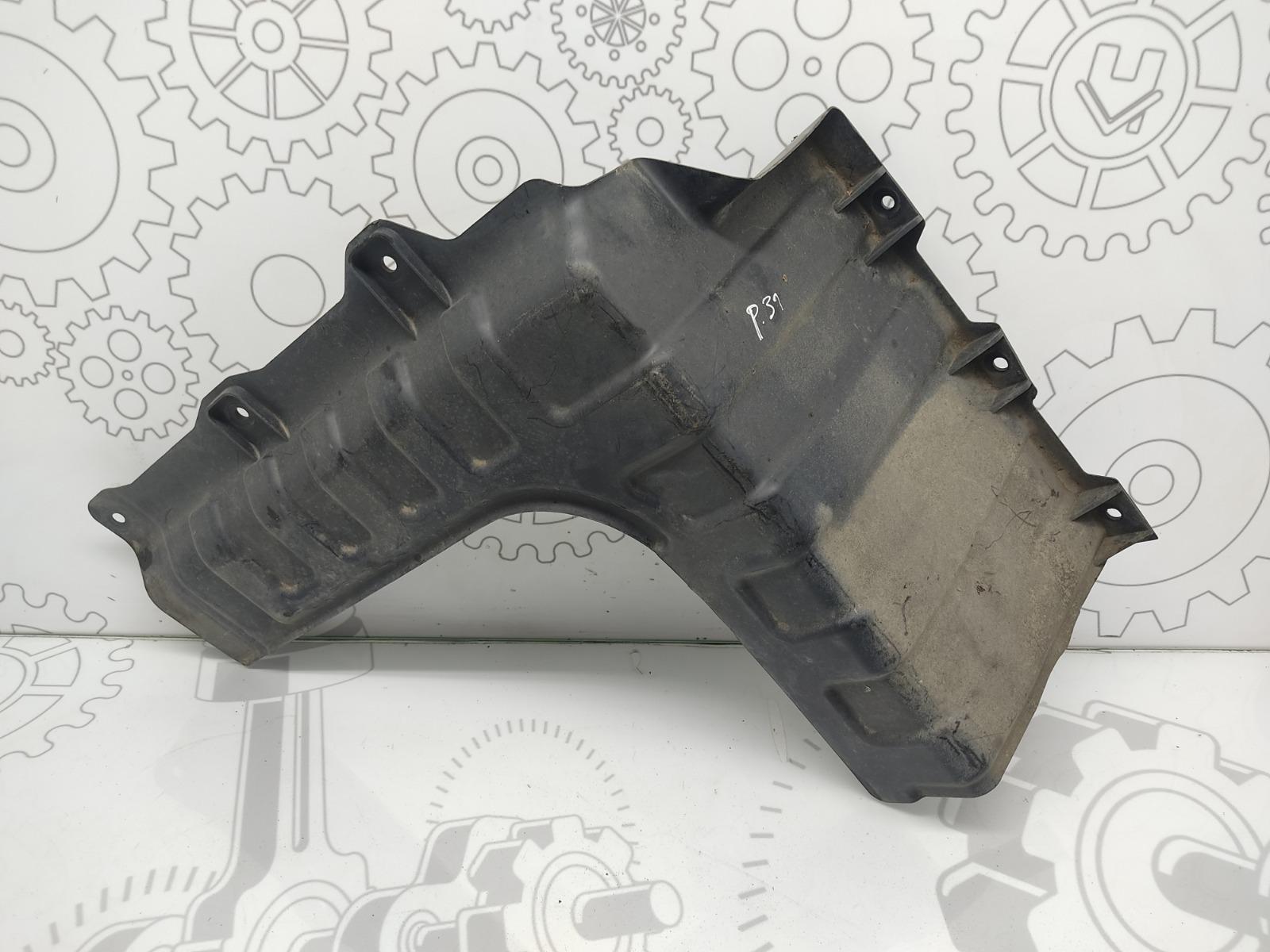 Защита двигателя Kia Venga 1.4 I 2010 (б/у)