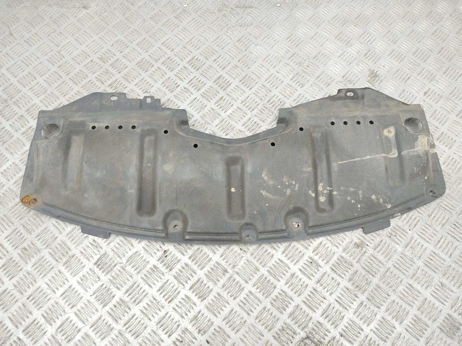 Защита бампера переднего Mazda 6 2.2 CDTI 2009 (б/у)