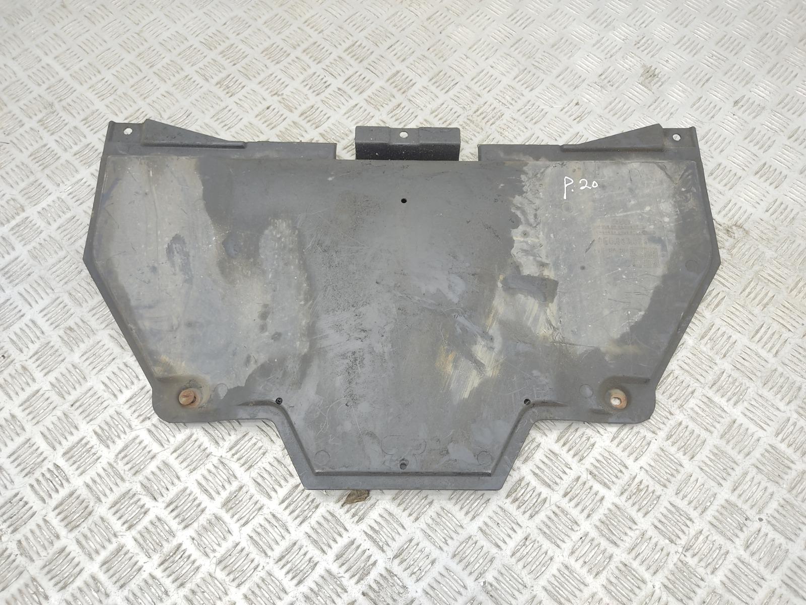 Защита кпп Audi A4 B7 1.8 TI 2005 (б/у)