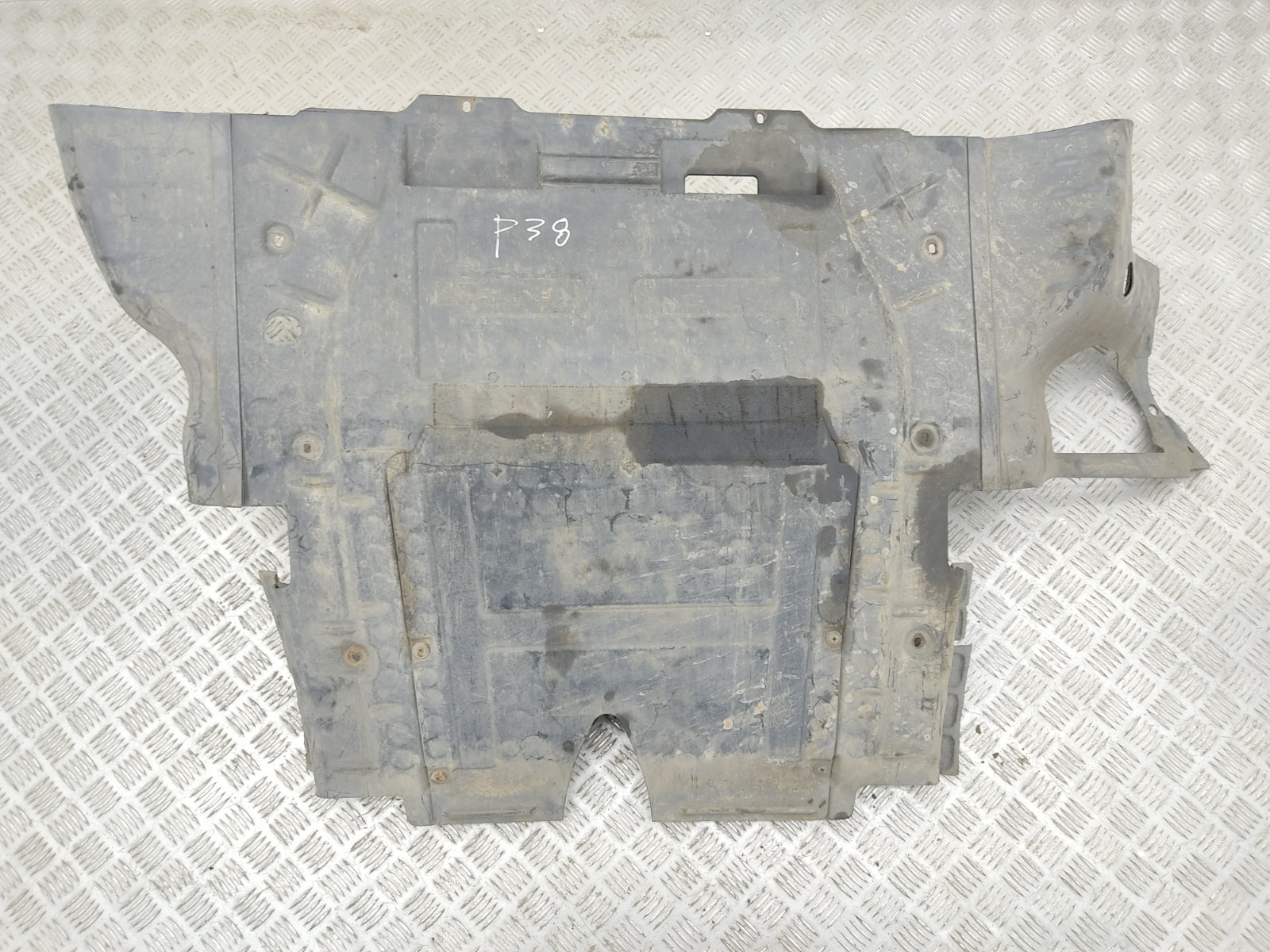 Защита двигателя Opel Astra H 1.9 CDTI 2005 (б/у)
