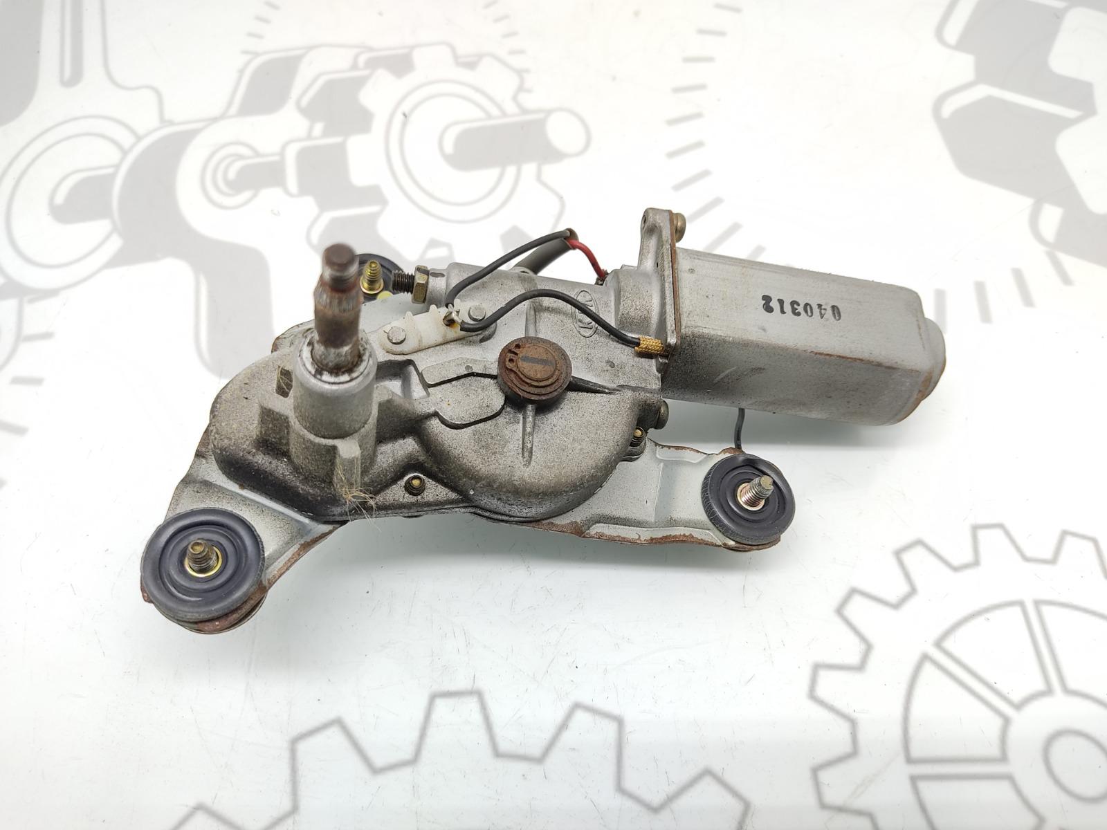Моторчик заднего стеклоочистителя (дворника) Kia Carens 1.8 I 2004 (б/у)