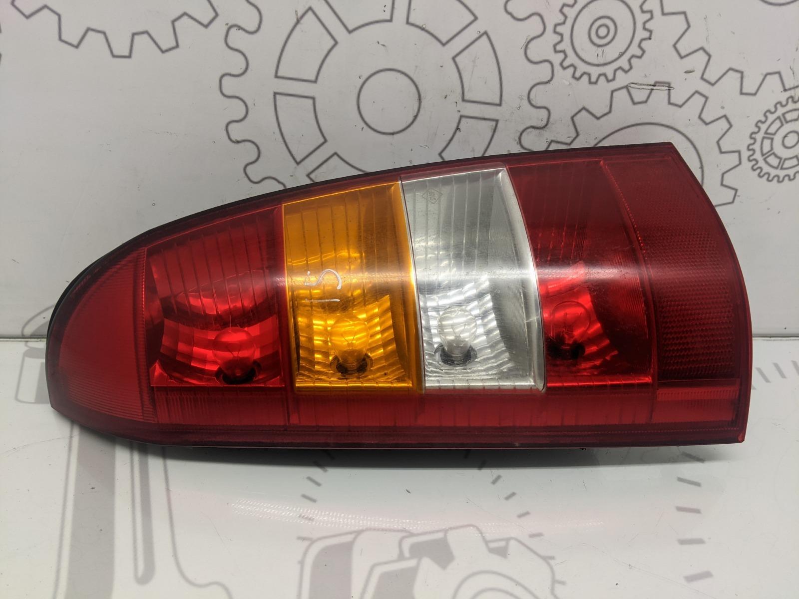 Фонарь задний левый Opel Astra G 1.6 I 2002 (б/у)