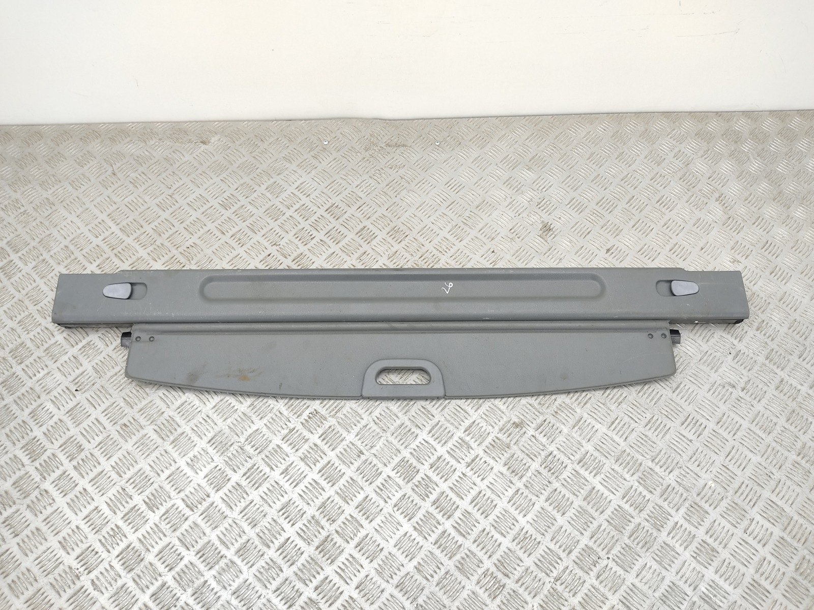 Шторка багажника Chevrolet Lacetti 1.6 I 2009 (б/у)