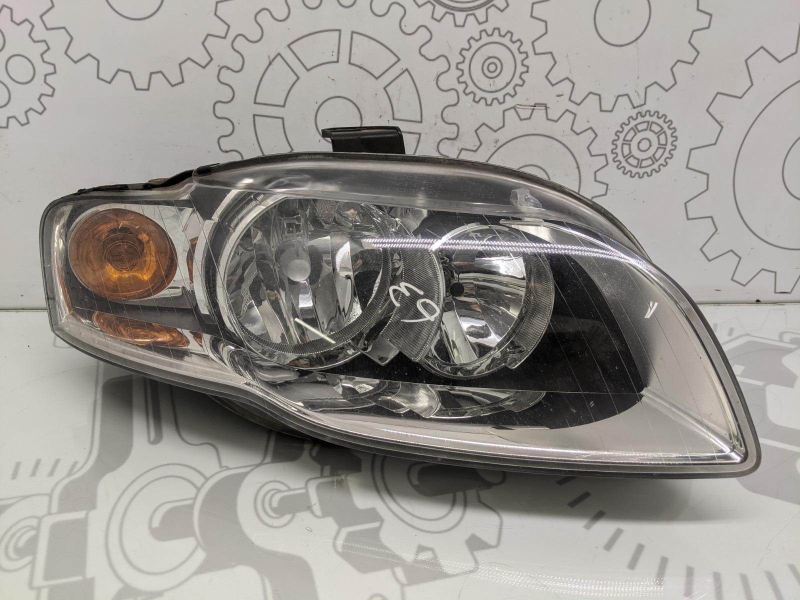 Фара правая Audi A4 B7 2.0 TDI 2005 (б/у)