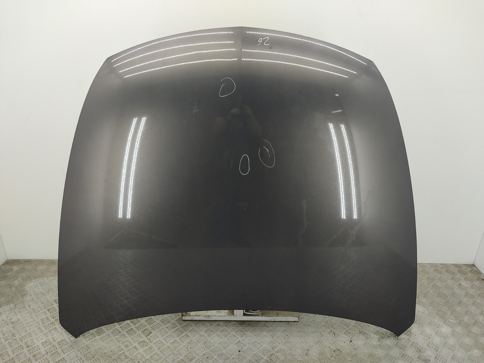 Капот Mazda 6 2.0 TD 2008 (б/у)