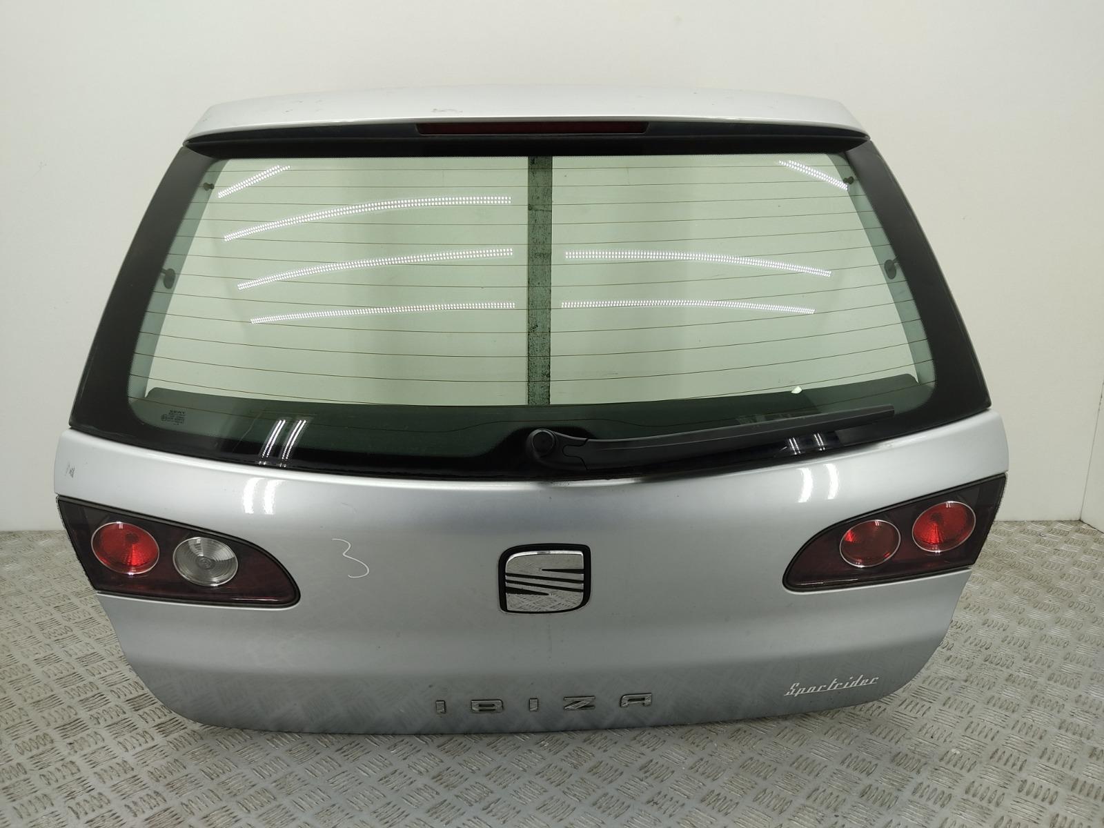 Крышка багажника Seat Ibiza 1.4 I 2008 (б/у)