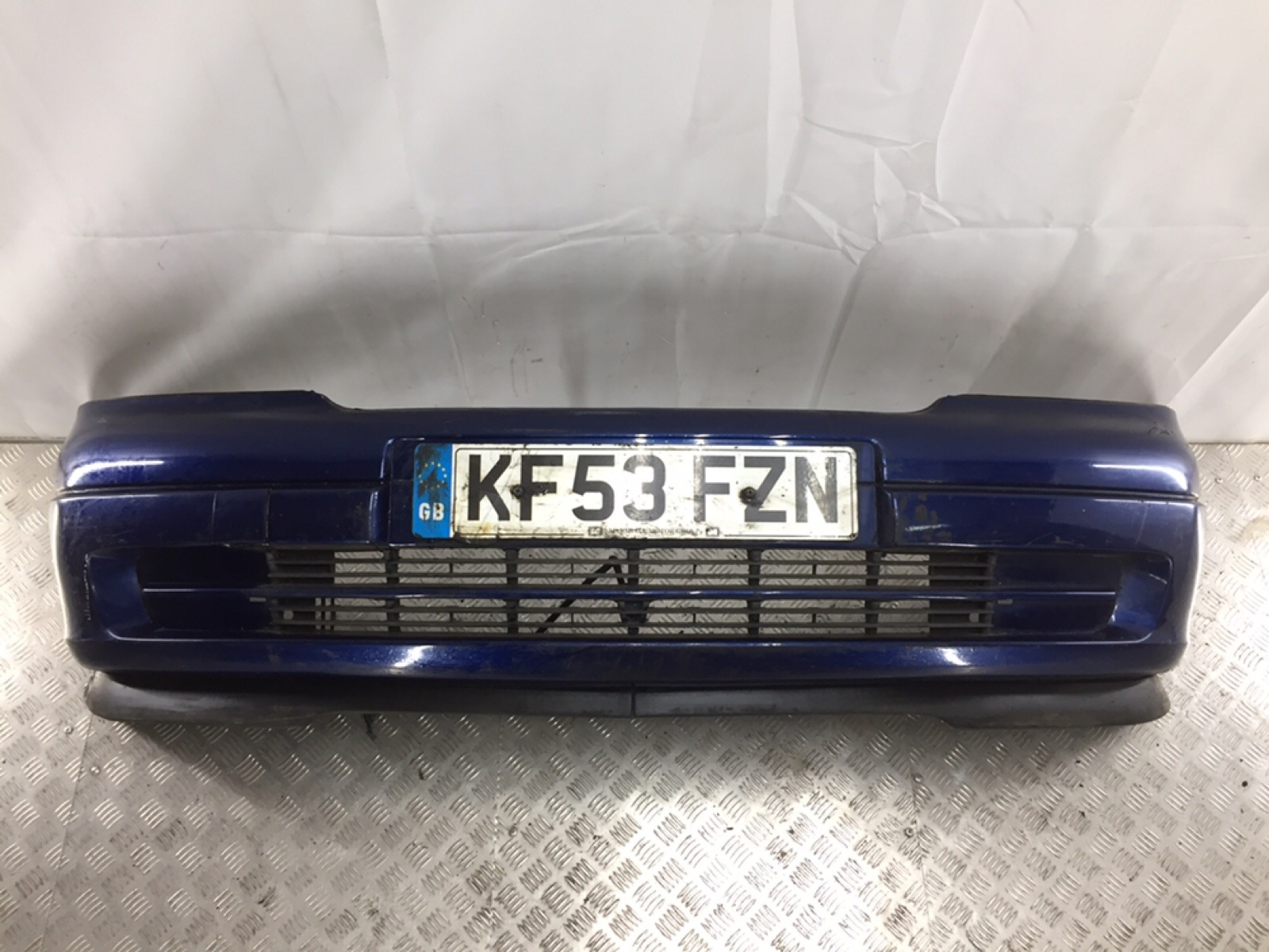 Бампер передний Opel Astra G 1.6 I 2003 (б/у)