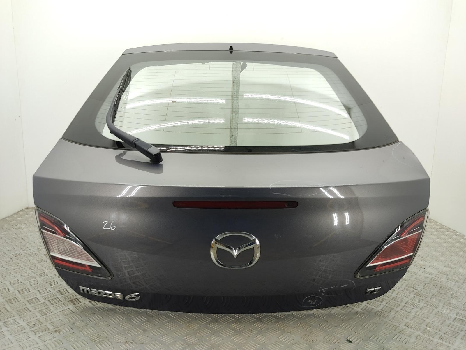 Крышка багажника Mazda 6 2.0 TD 2008 (б/у)