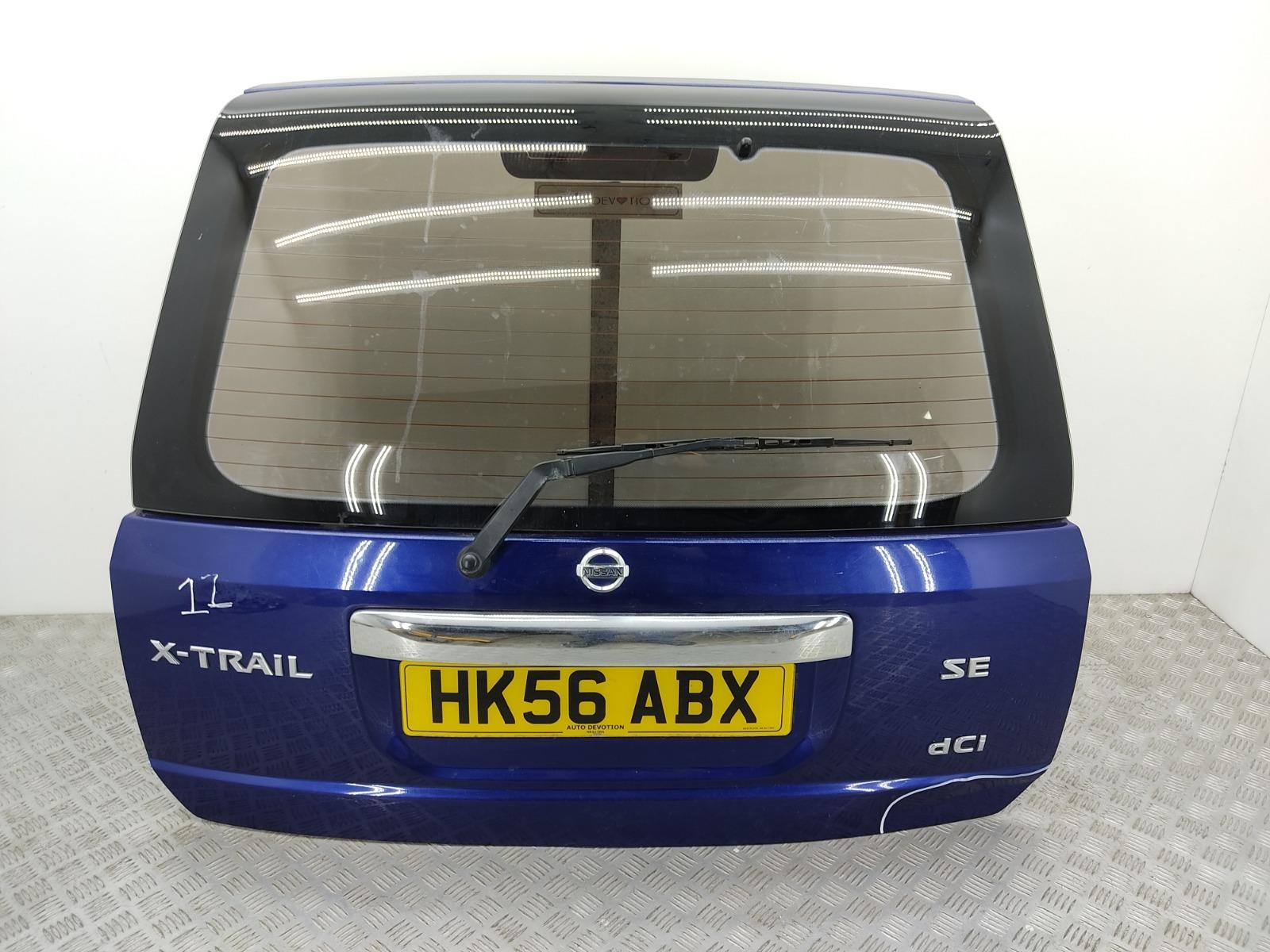 Крышка багажника Nissan X-Trail T30 2.2 DCI 2006 (б/у)