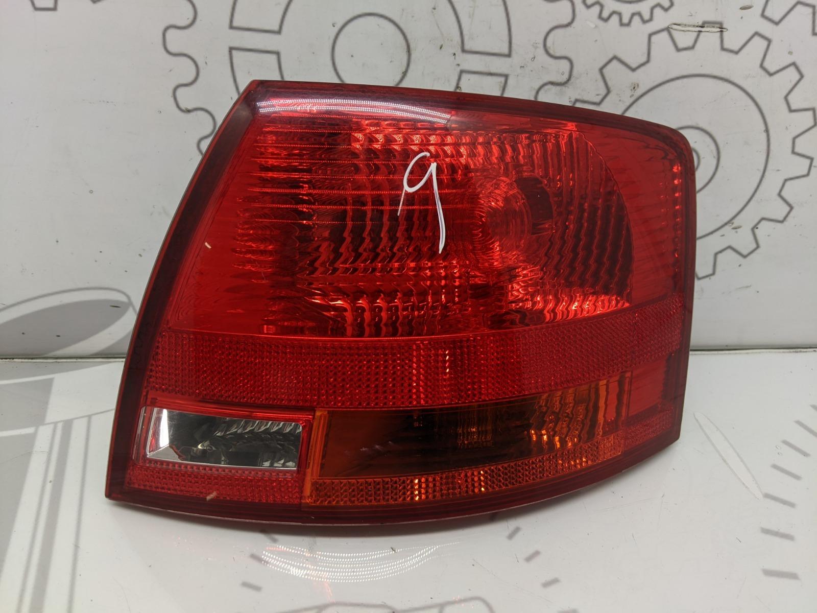 Фонарь задний правый Audi A4 B7 2.0 TDI 2006 (б/у)
