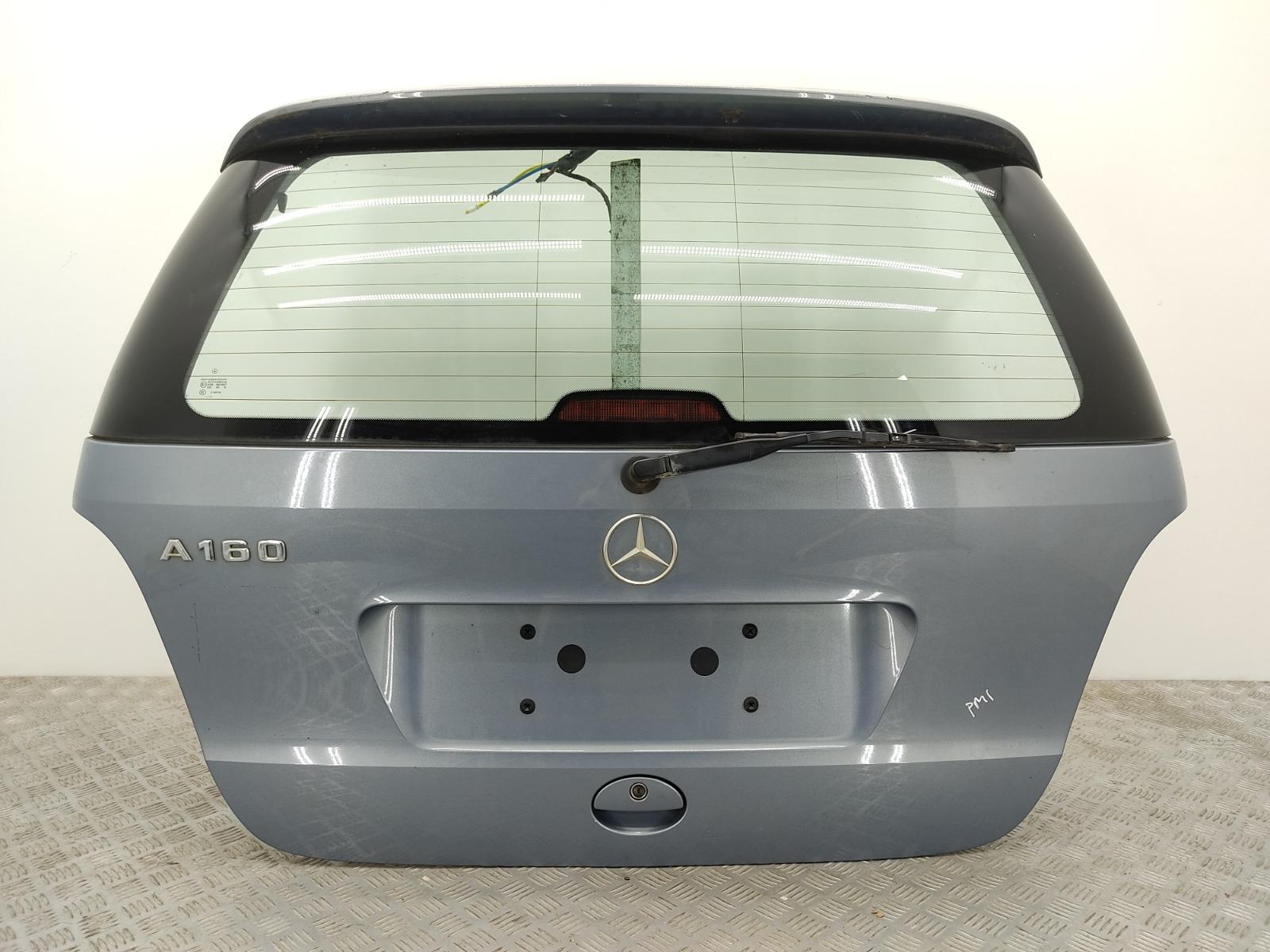 Крышка багажника Mercedes A W168 1.6 I 2004 (б/у)