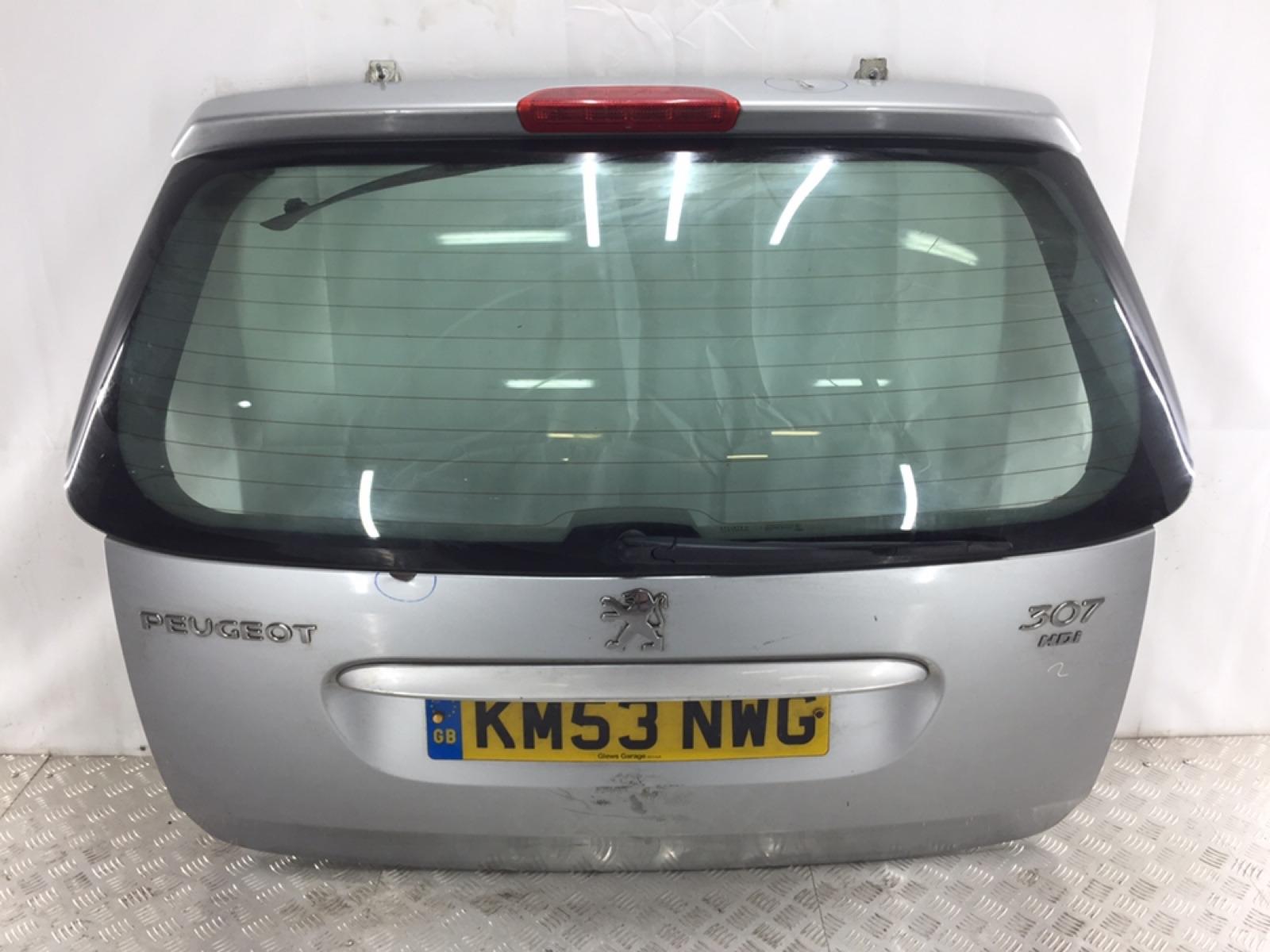 Крышка багажника Peugeot 307 2.0 HDI 2003 (б/у)