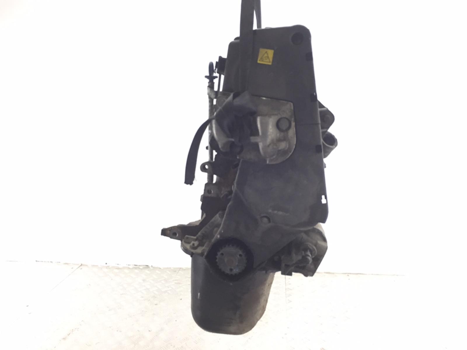 Двигатель Fiat Punto 3 1.2 I 2007 (б/у)