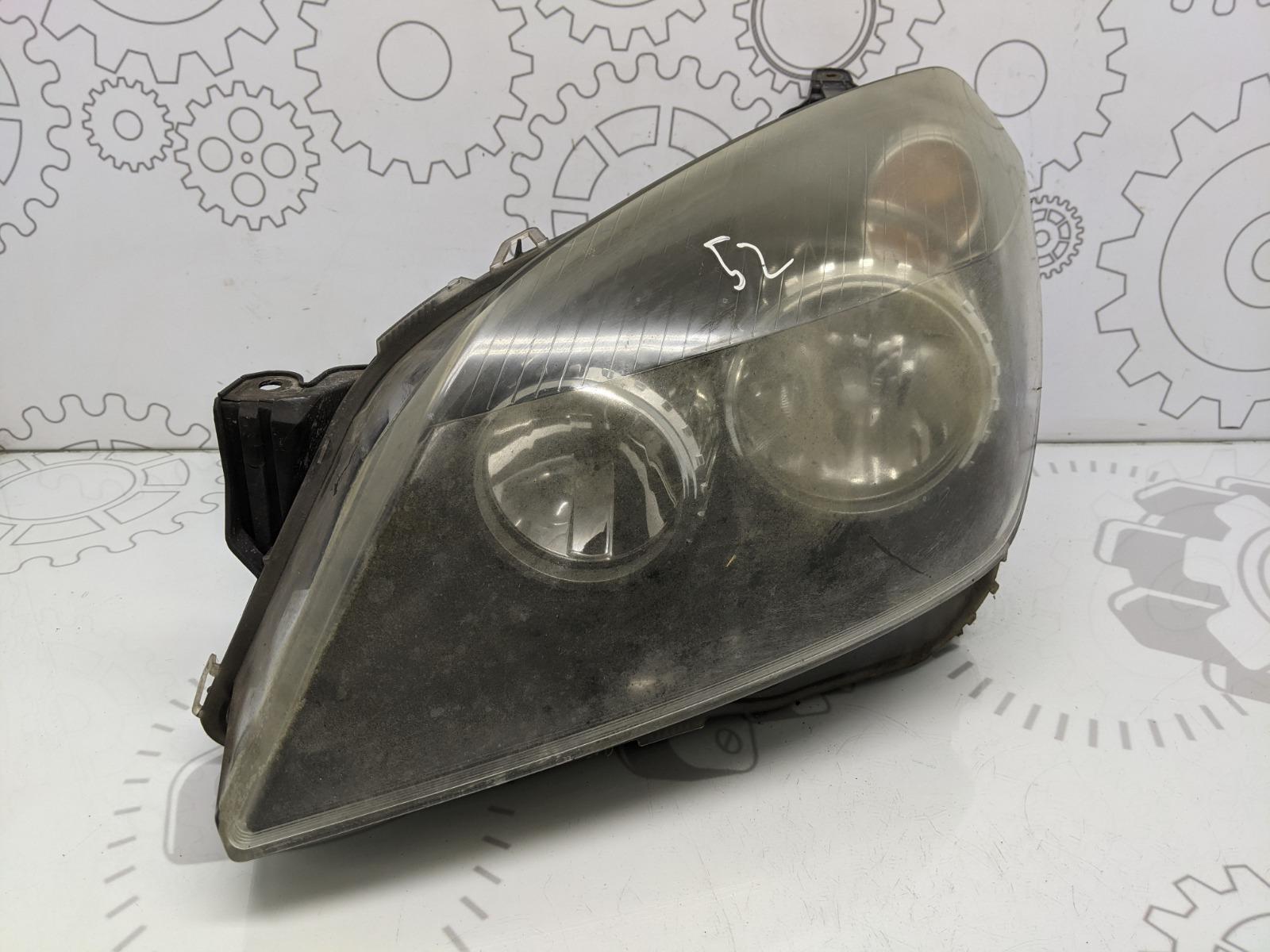 Фара левая Opel Astra H 1.6 I 2004 (б/у)