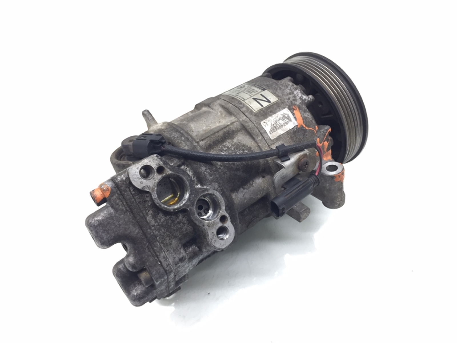 Компрессор кондиционера Bmw 3 E90 2.0 I 2005 (б/у)