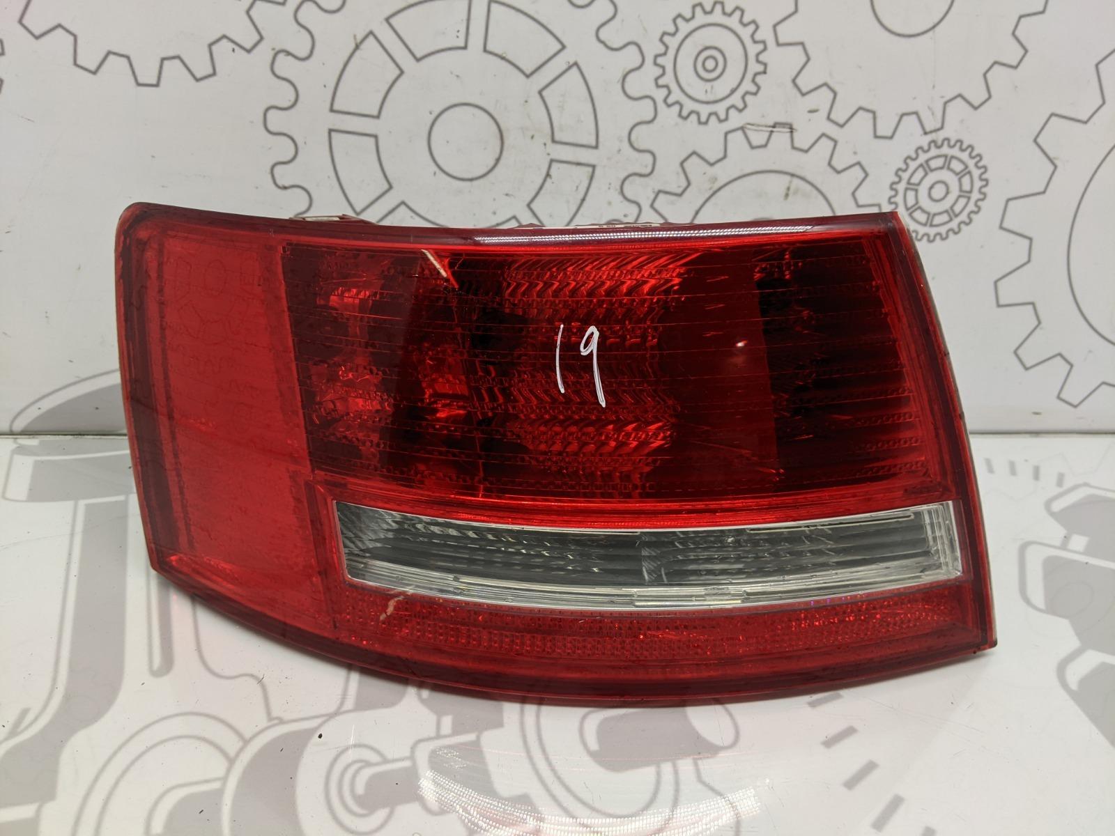 Фонарь задний левый Audi A6 C6 2.0 TDI 2008 (б/у)