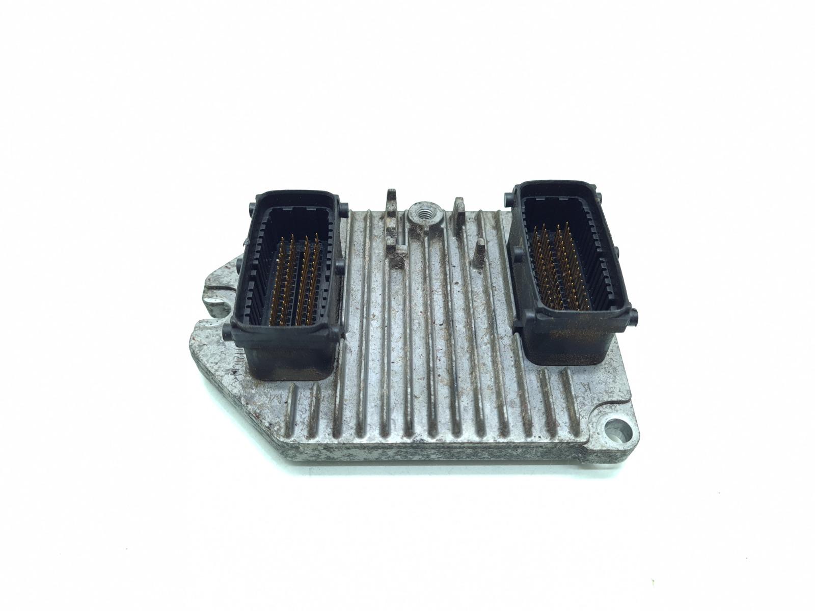 Блок управления двигателем Opel Meriva 1.8 I 2004 (б/у)