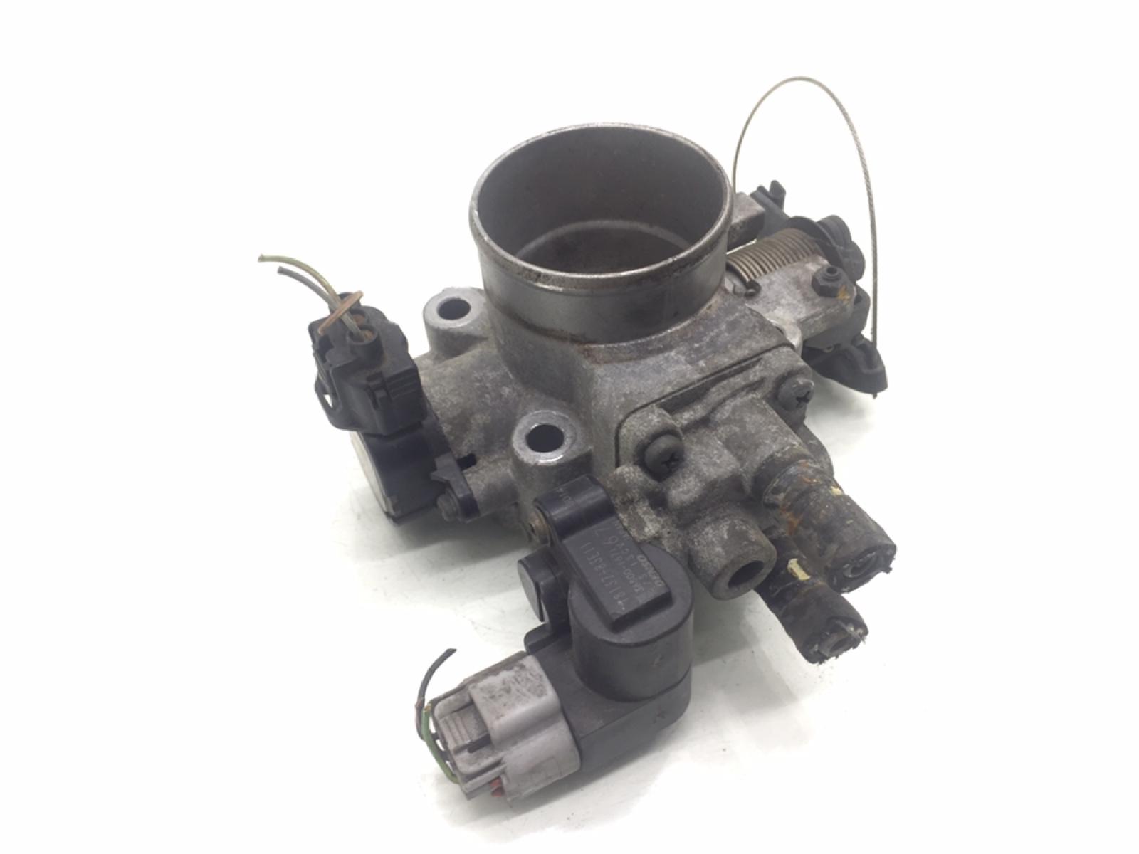 Заслонка дроссельная Suzuki Wagon R 1.3 I 2002 (б/у)