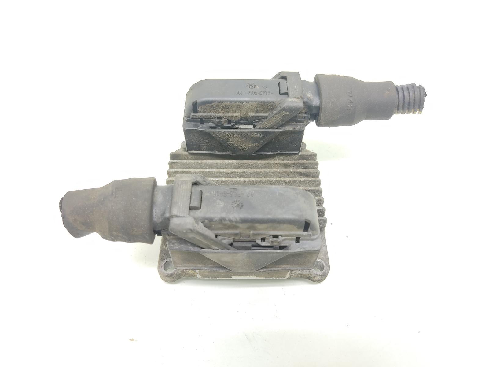 Блок управления двигателем Opel Astra G 1.6 I 1999 (б/у)