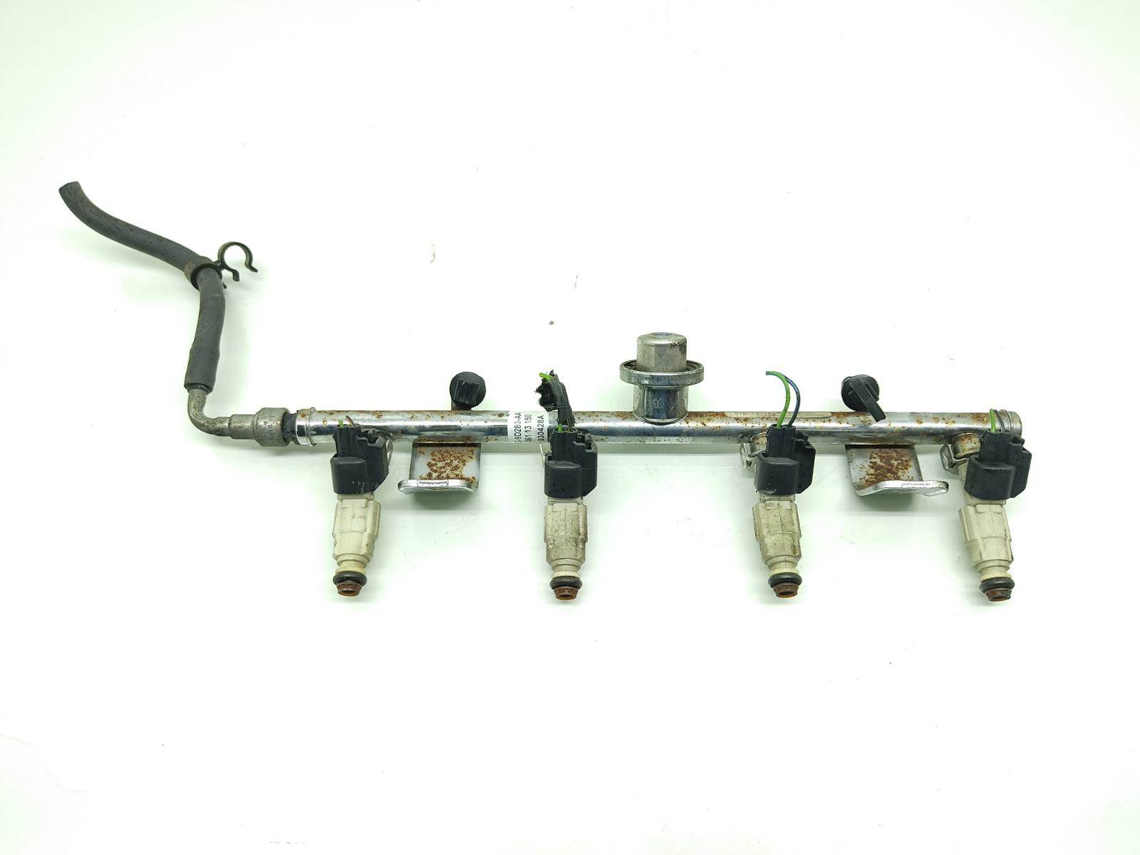 Топливная рампа Ford C-Max 1.8 I 2003 (б/у)