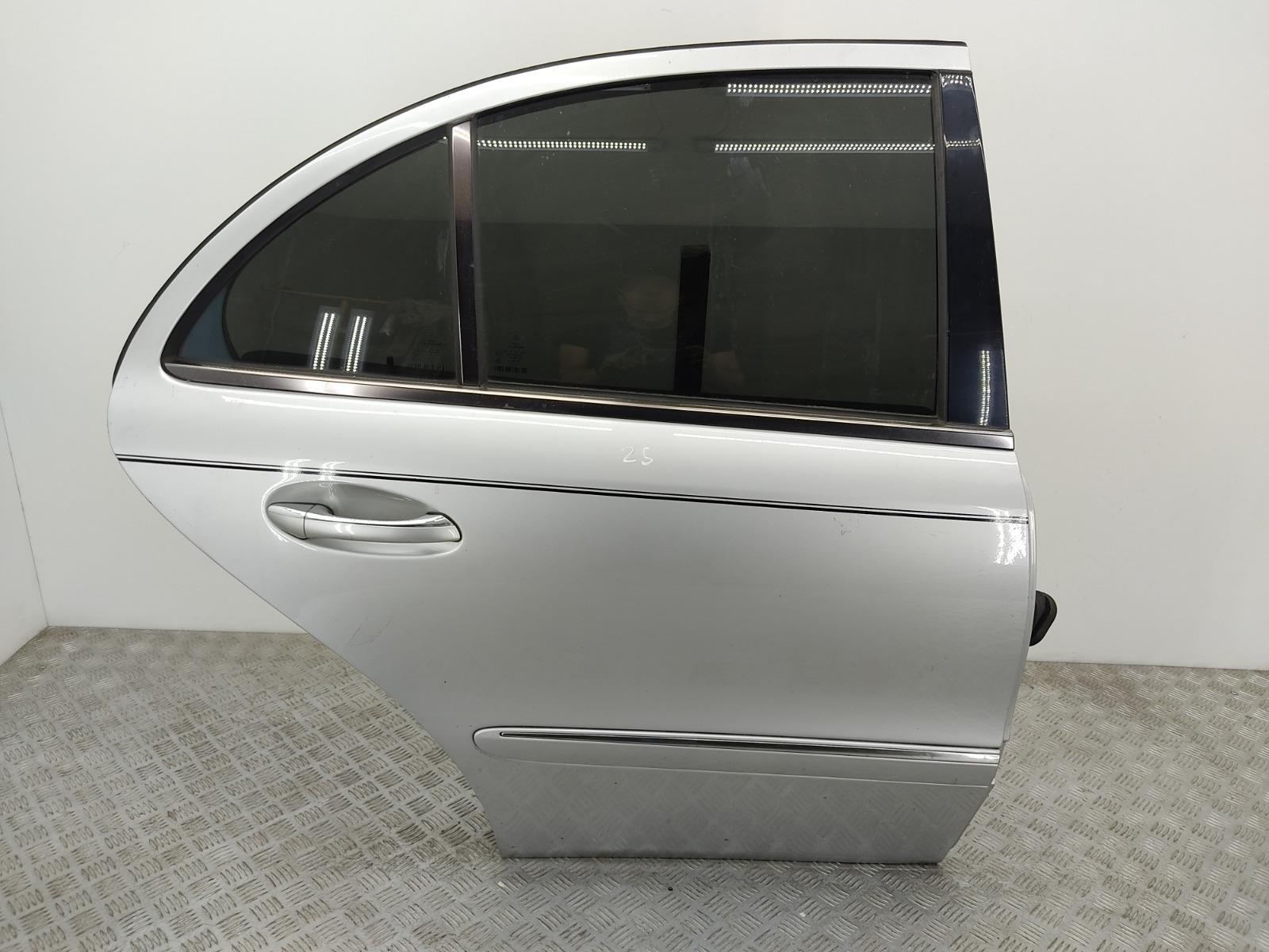 Дверь задняя правая Mercedes E W211 2.7 CDI 2005 (б/у)