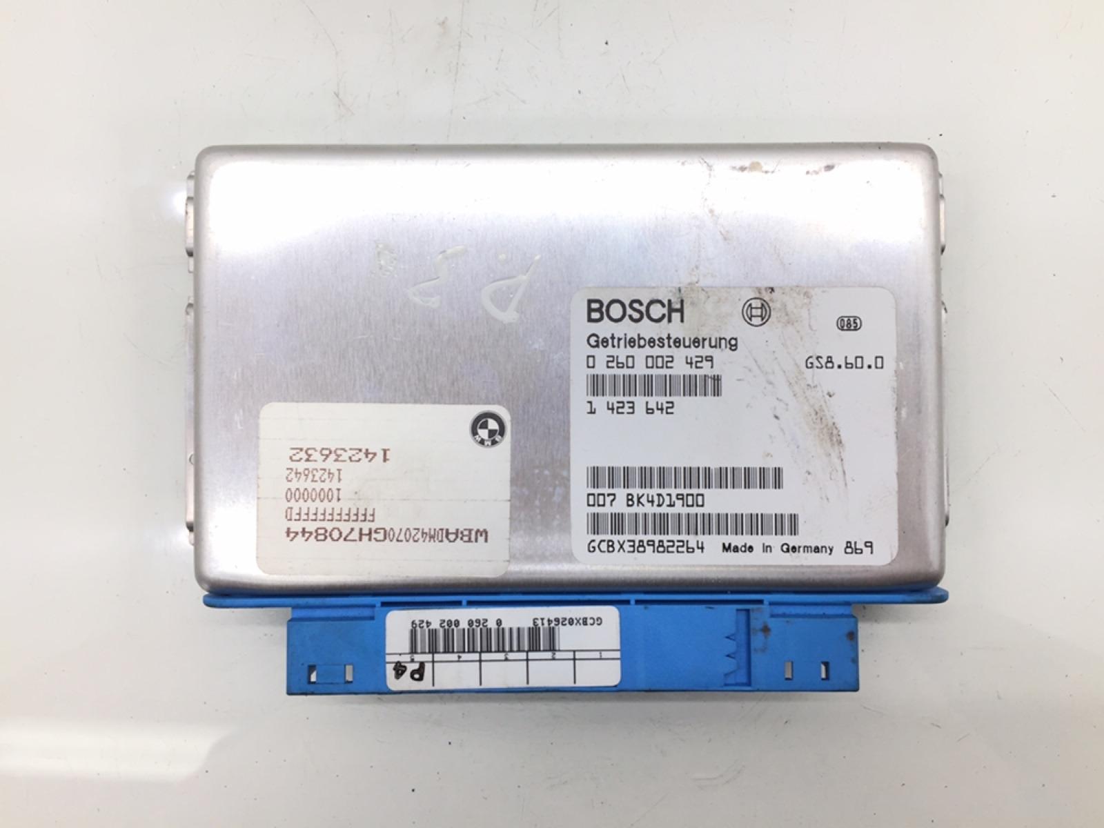 Блок управления акпп Bmw 5 E39 2.5 I 1998 (б/у)