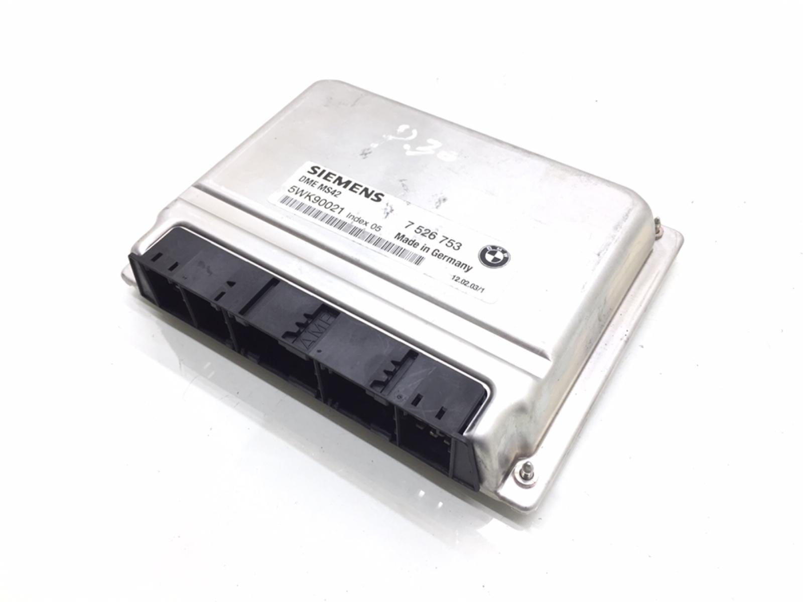 Блок управления двигателем Bmw 5 E39 2.5 I 1998 (б/у)