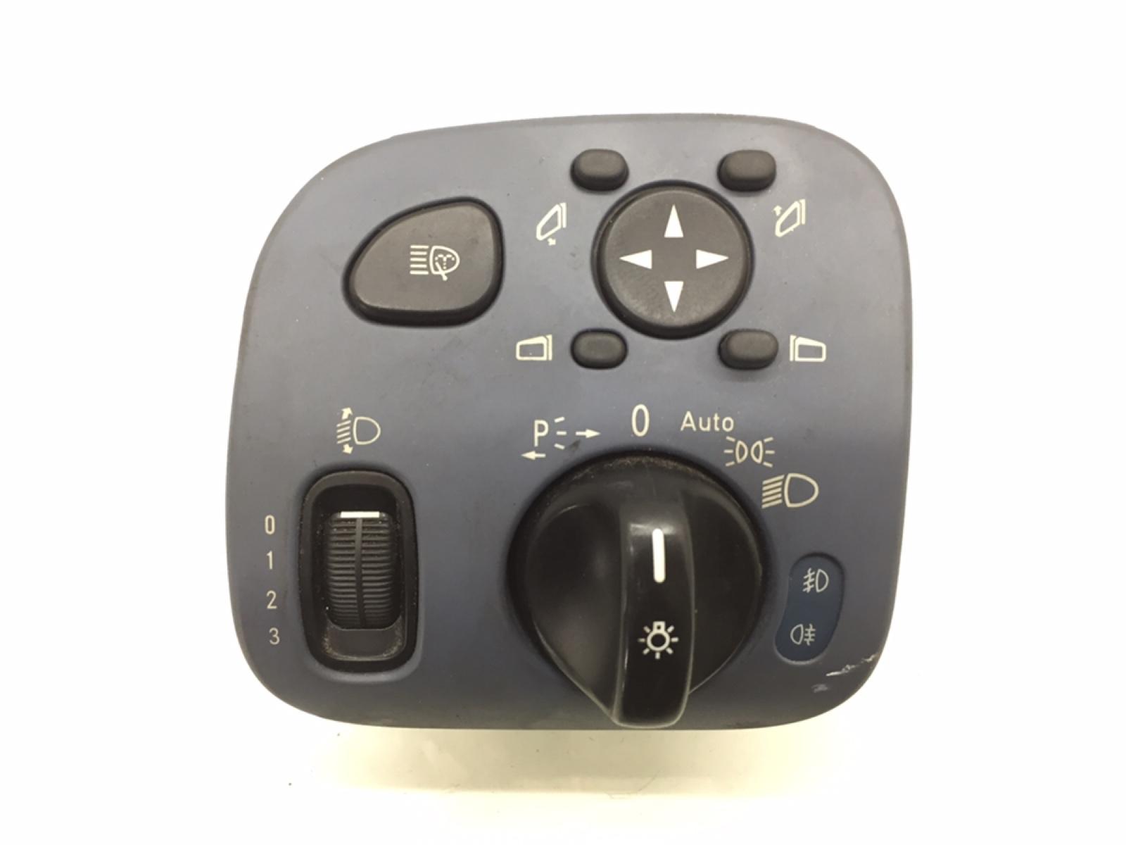 Блок управления светом Mercedes C W203 2.2 CDI 2002 (б/у)