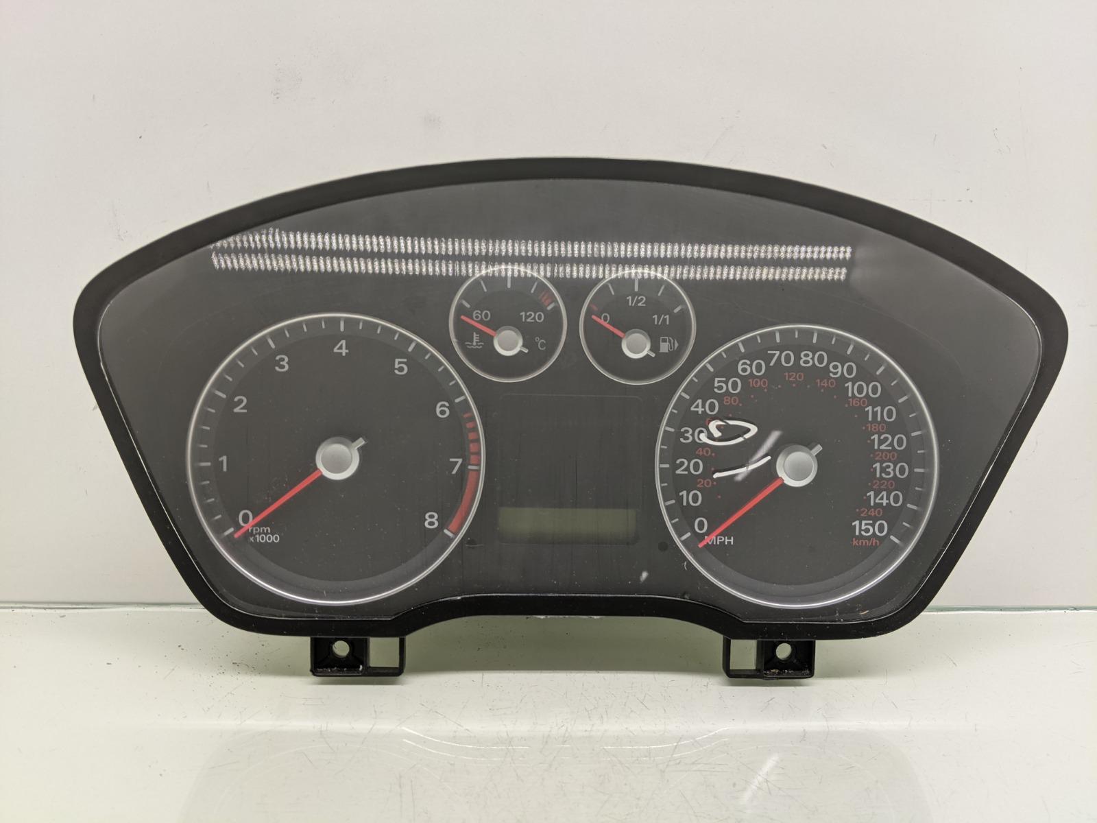 Щиток приборов (приборная панель) Ford Focus 1.6 I 2007 (б/у)