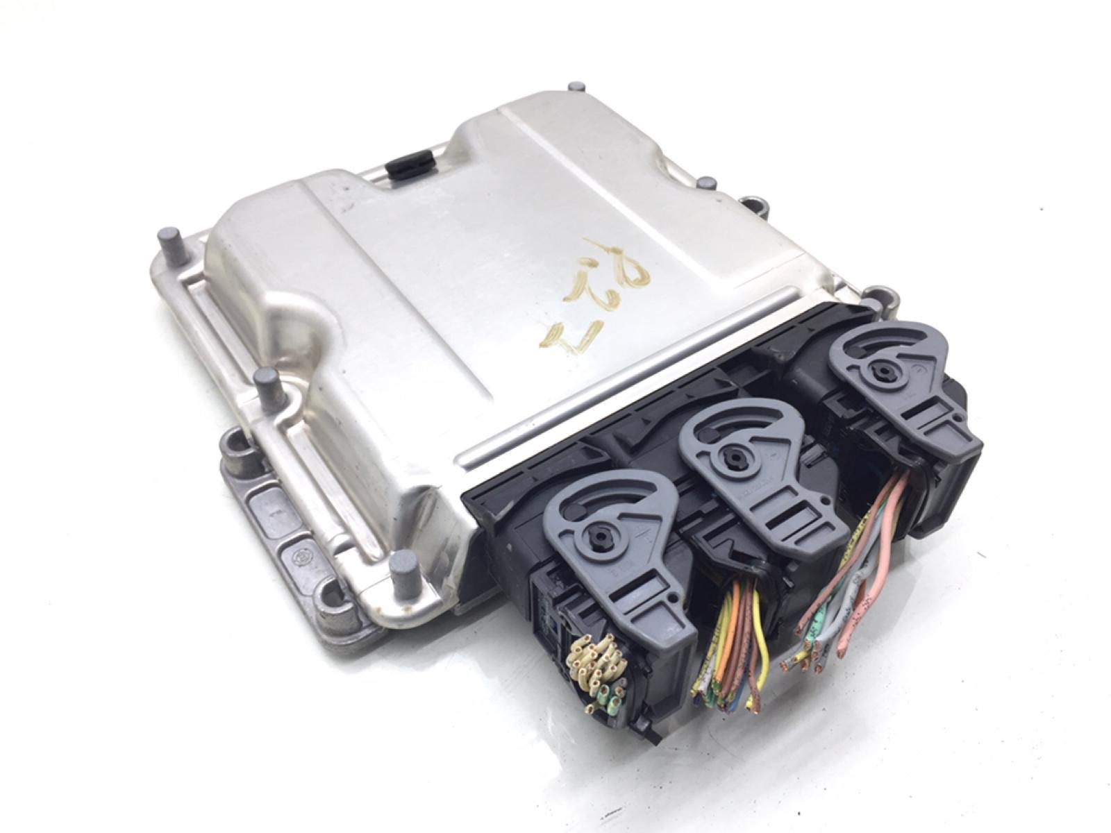 Блок управления двигателем Citroen C5 2.0 HDI 2004 (б/у)