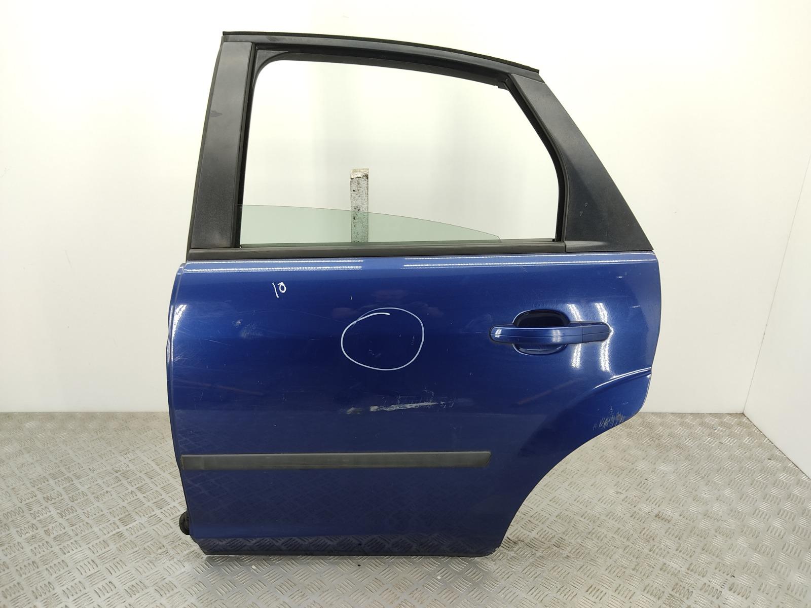 Дверь задняя левая Ford Focus 1.6 I 2007 (б/у)