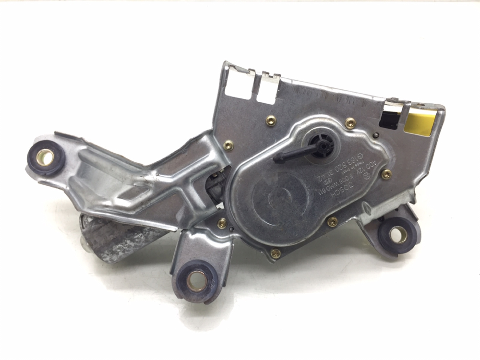 Моторчик заднего стеклоочистителя (дворника) Mercedes Ml W163 3.2 I 2001 (б/у)
