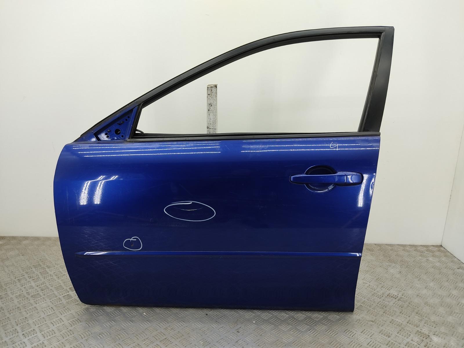 Дверь передняя левая Mazda 6 1.8 I 2004 (б/у)
