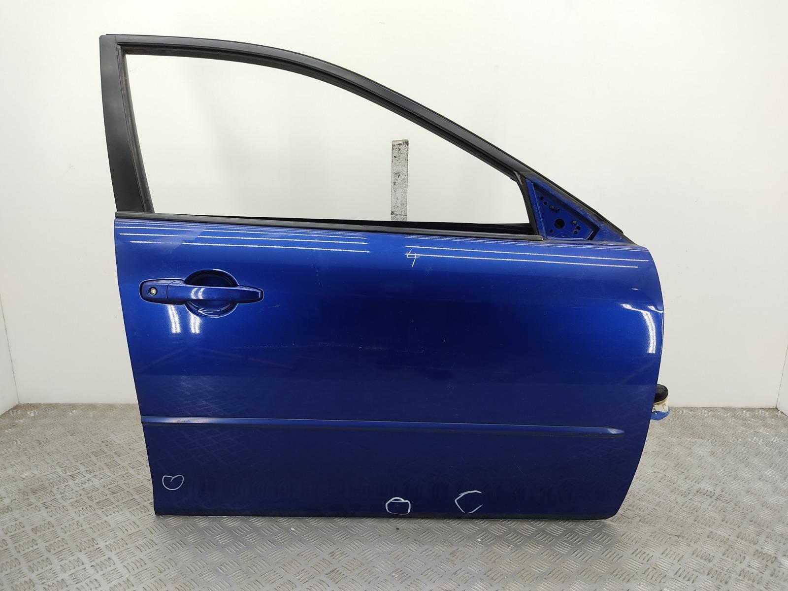 Дверь передняя правая Mazda 6 1.8 I 2004 (б/у)