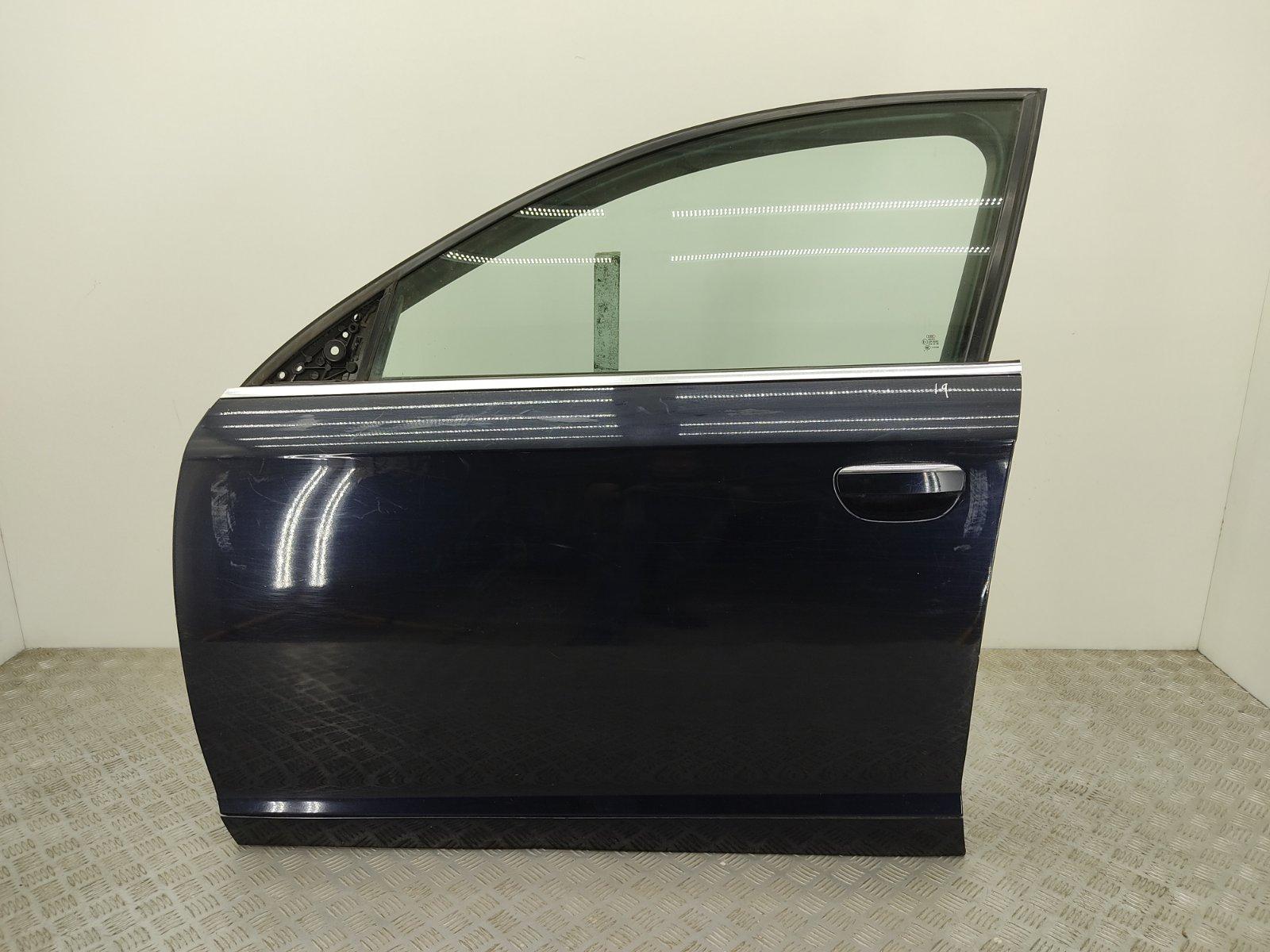 Дверь передняя левая Audi A6 C6 2.0 TDI 2008 (б/у)