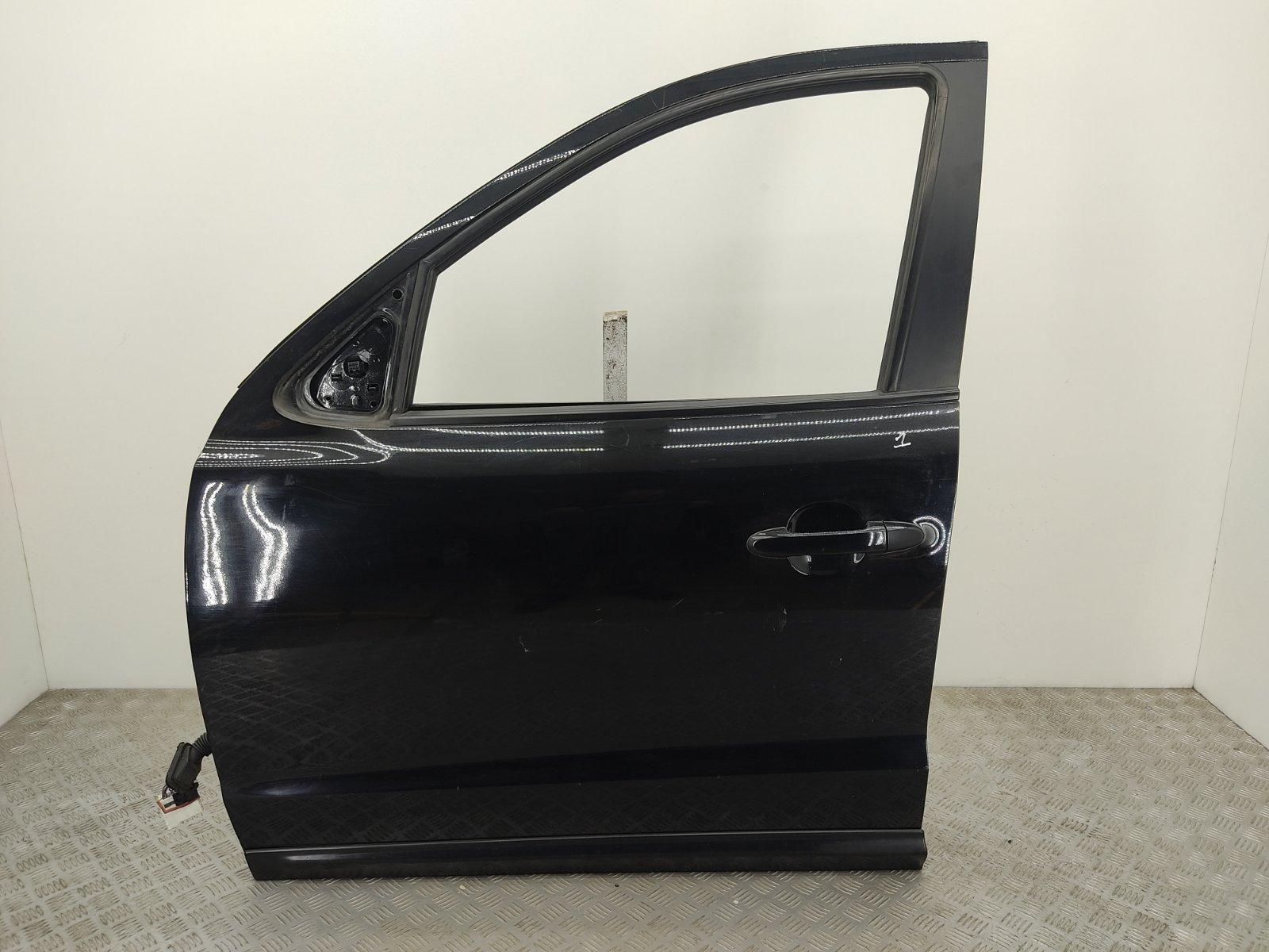 Дверь передняя левая Hyundai Santa Fe 2.2 CRDI 2007 (б/у)