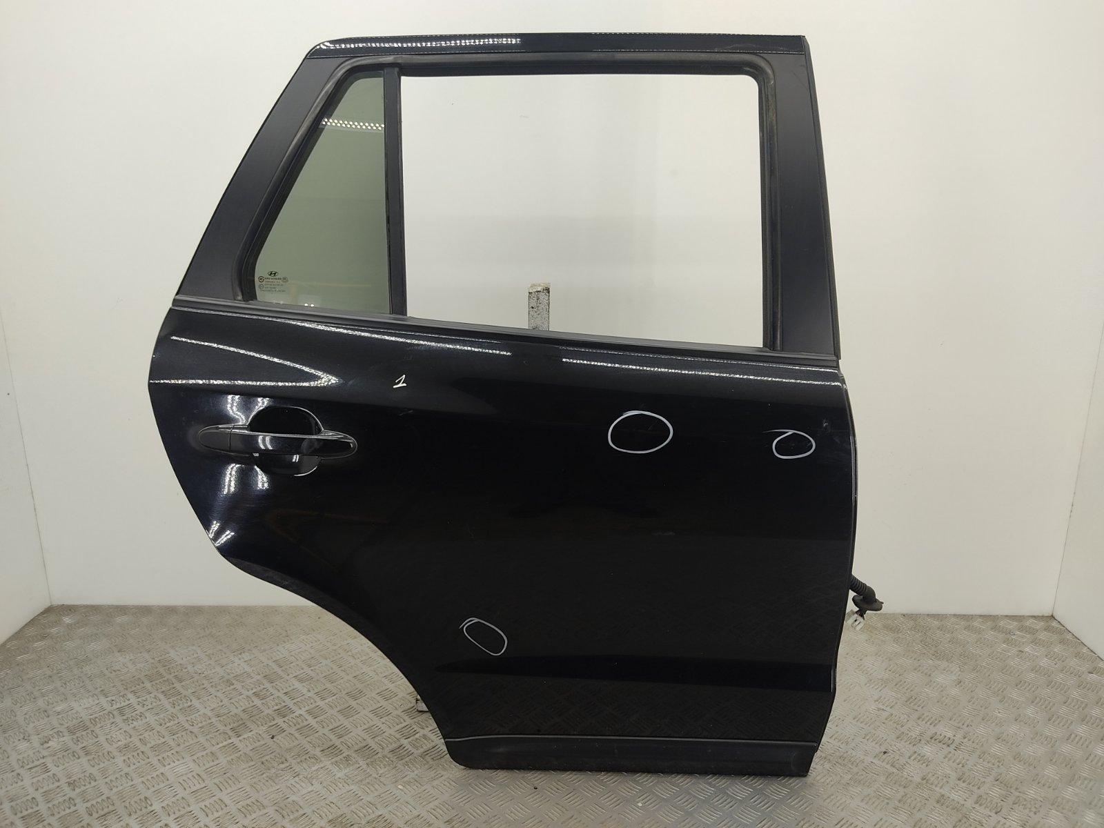 Дверь задняя правая Hyundai Santa Fe 2.2 CRDI 2007 (б/у)