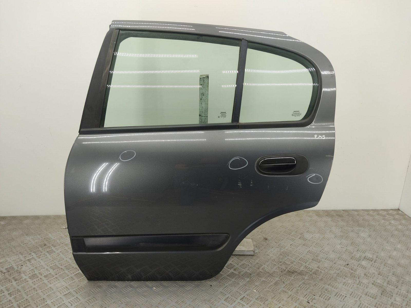 Дверь задняя левая Nissan Almera N16 1.8 I 2005 (б/у)