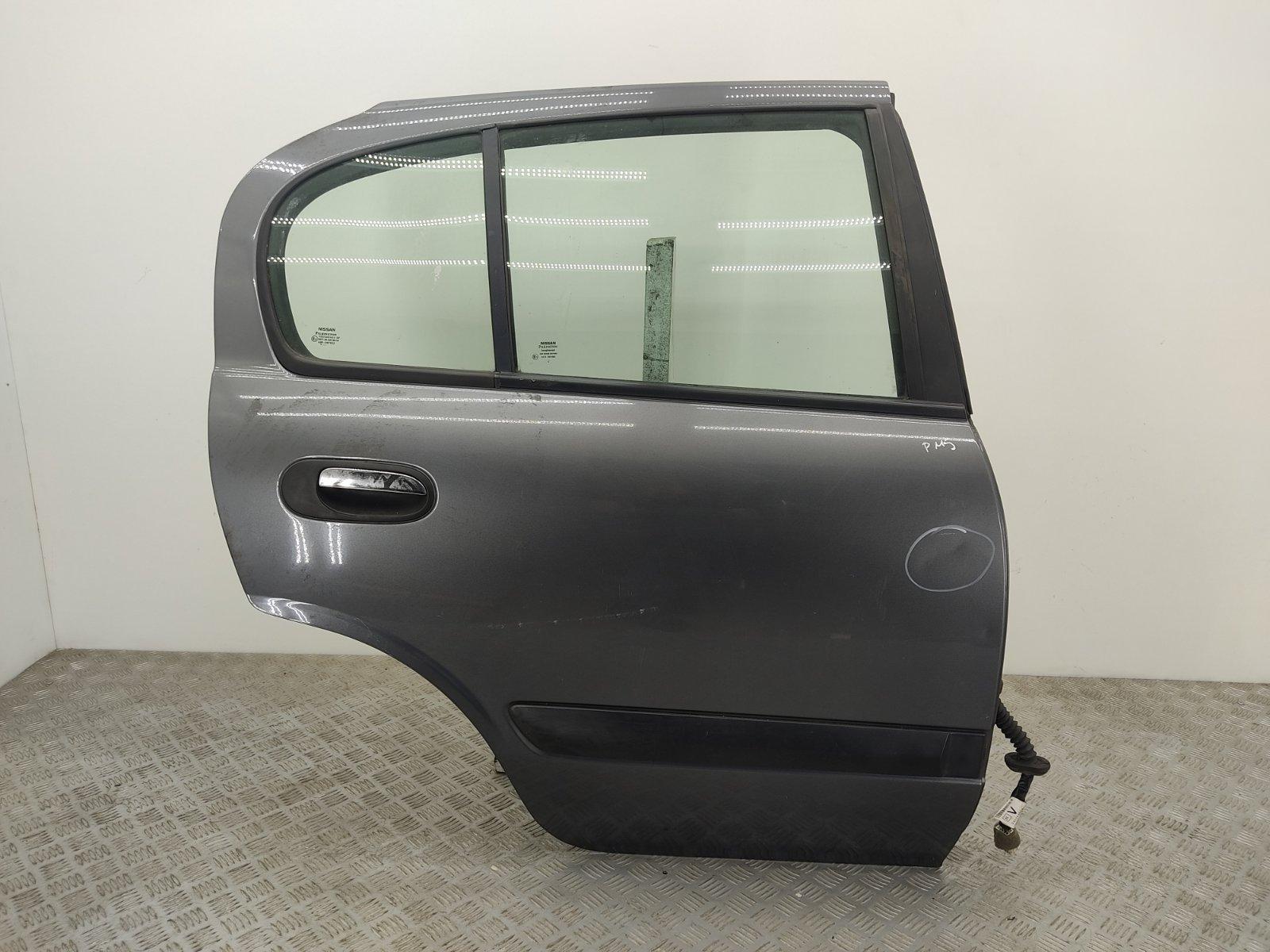 Дверь задняя правая Nissan Almera N16 1.8 I 2005 (б/у)