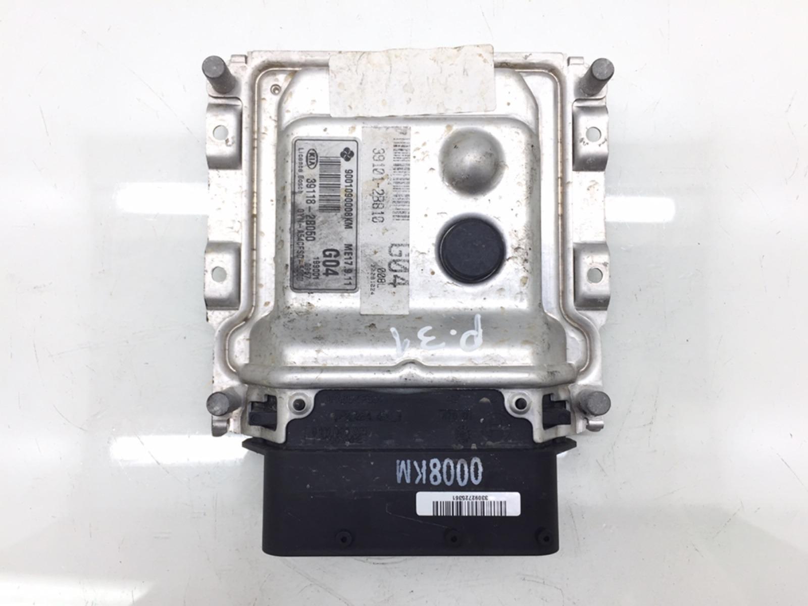 Блок управления двигателем Kia Venga 1.4 I 2010 (б/у)