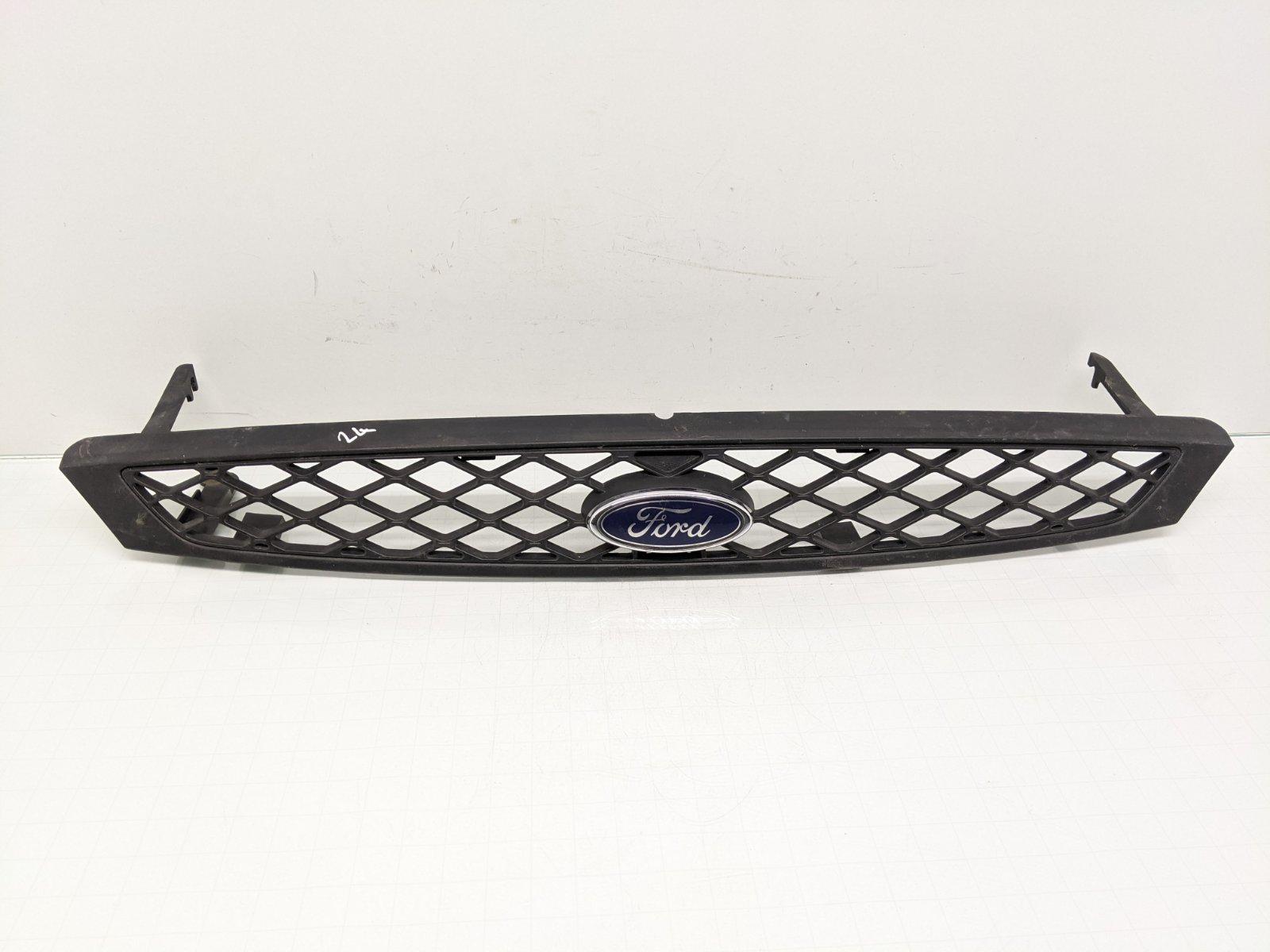 Решетка радиатора Ford Focus 1 1.6 I 2004 (б/у)