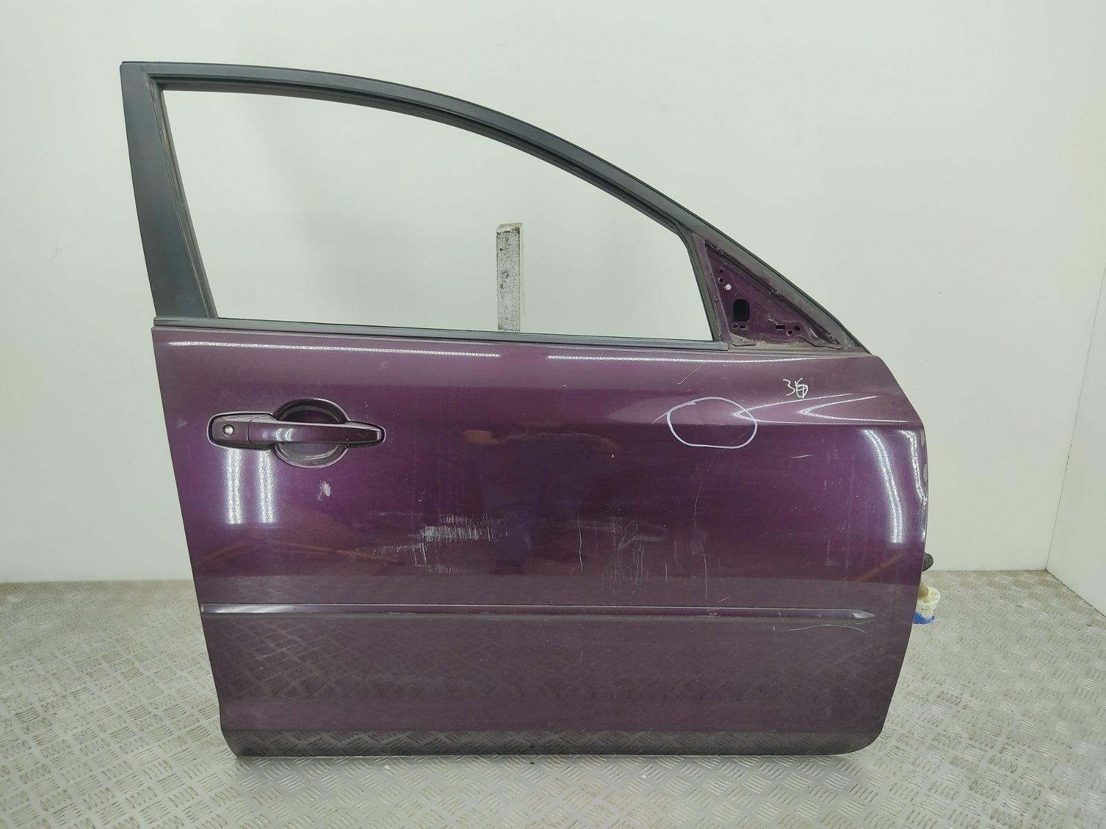 Дверь передняя правая Mazda 3 BK 1.6 I 2008 (б/у)
