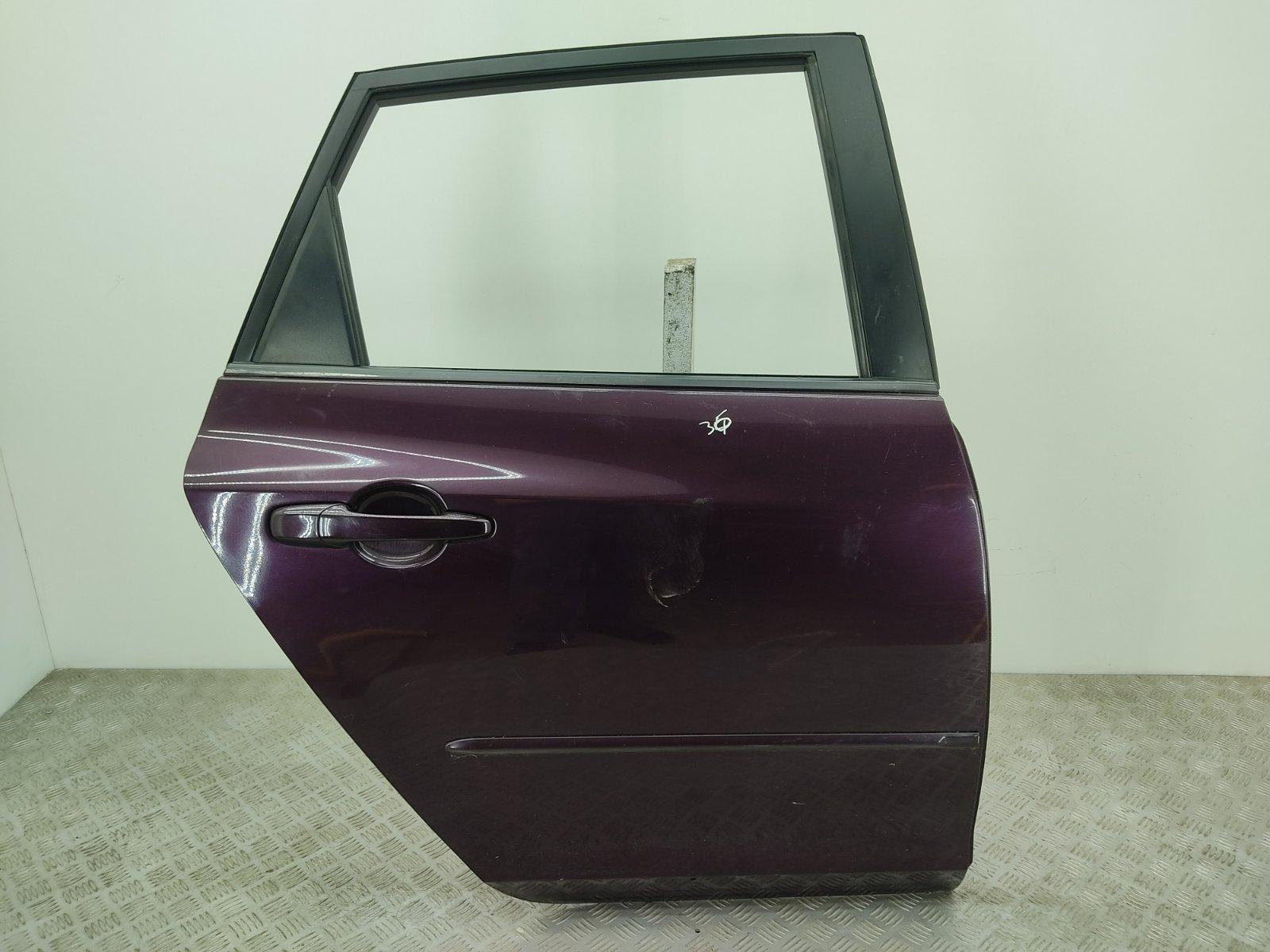 Дверь задняя правая Mazda 3 BK 1.6 I 2008 (б/у)
