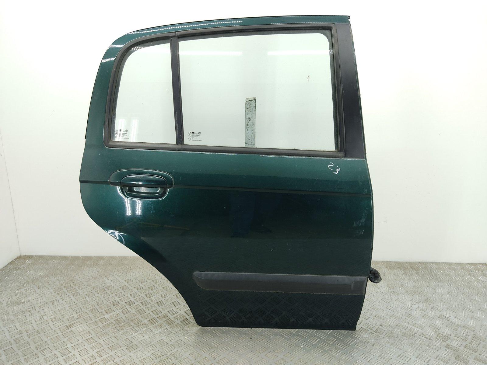 Дверь задняя правая Hyundai Getz 1.1 I 2003 (б/у)
