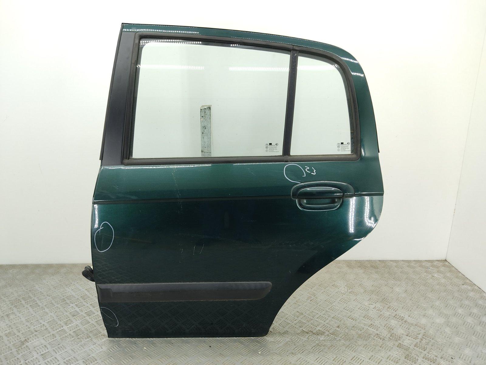 Дверь задняя левая Hyundai Getz 1.1 I 2003 (б/у)
