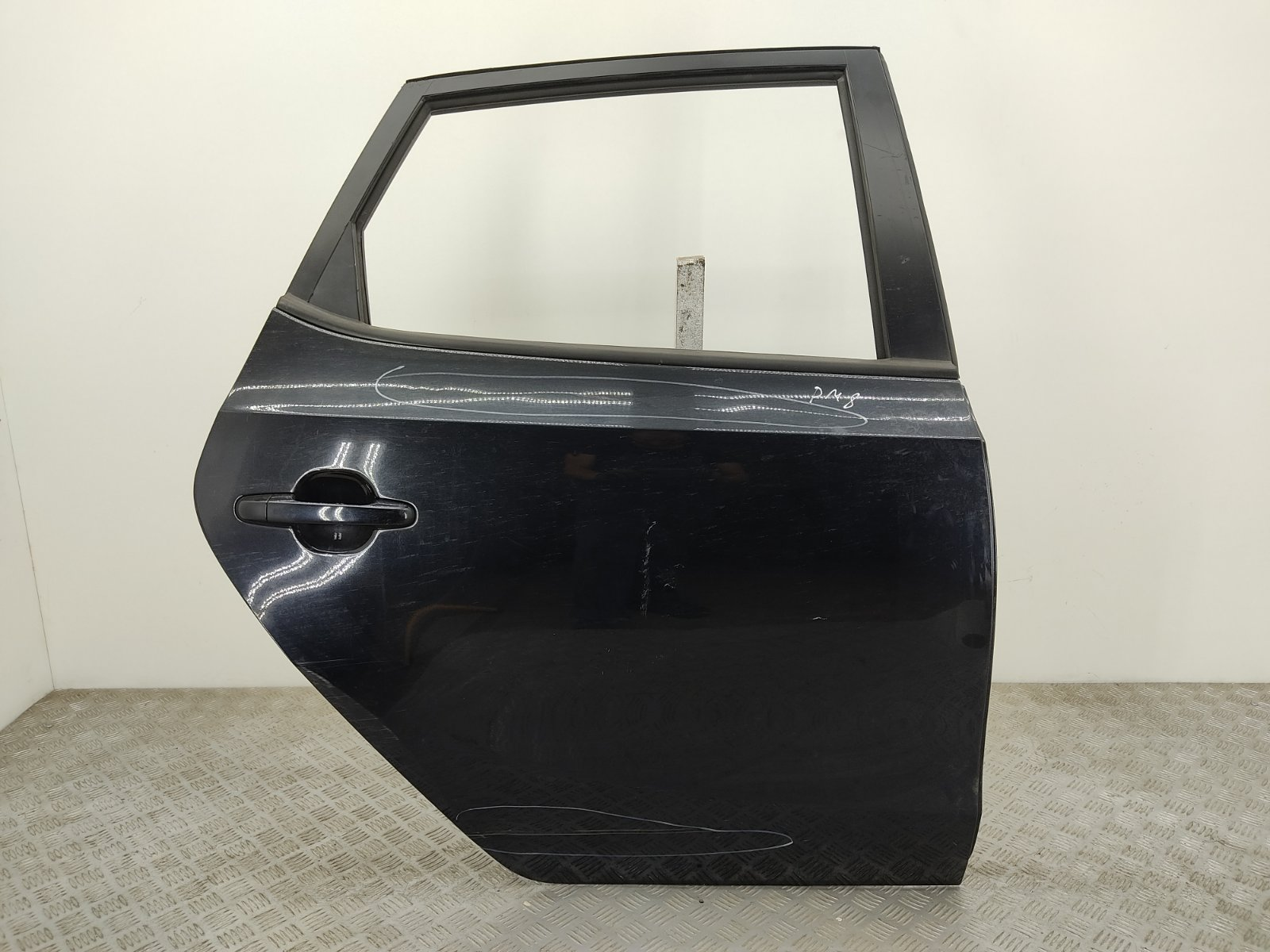 Дверь задняя правая Hyundai I30 FD 1.6 CRDI 2009 (б/у)