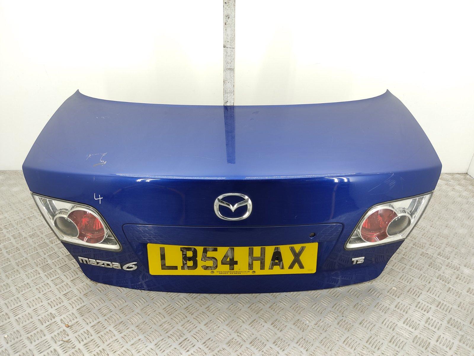 Крышка багажника Mazda 6 1.8 I 2004 (б/у)