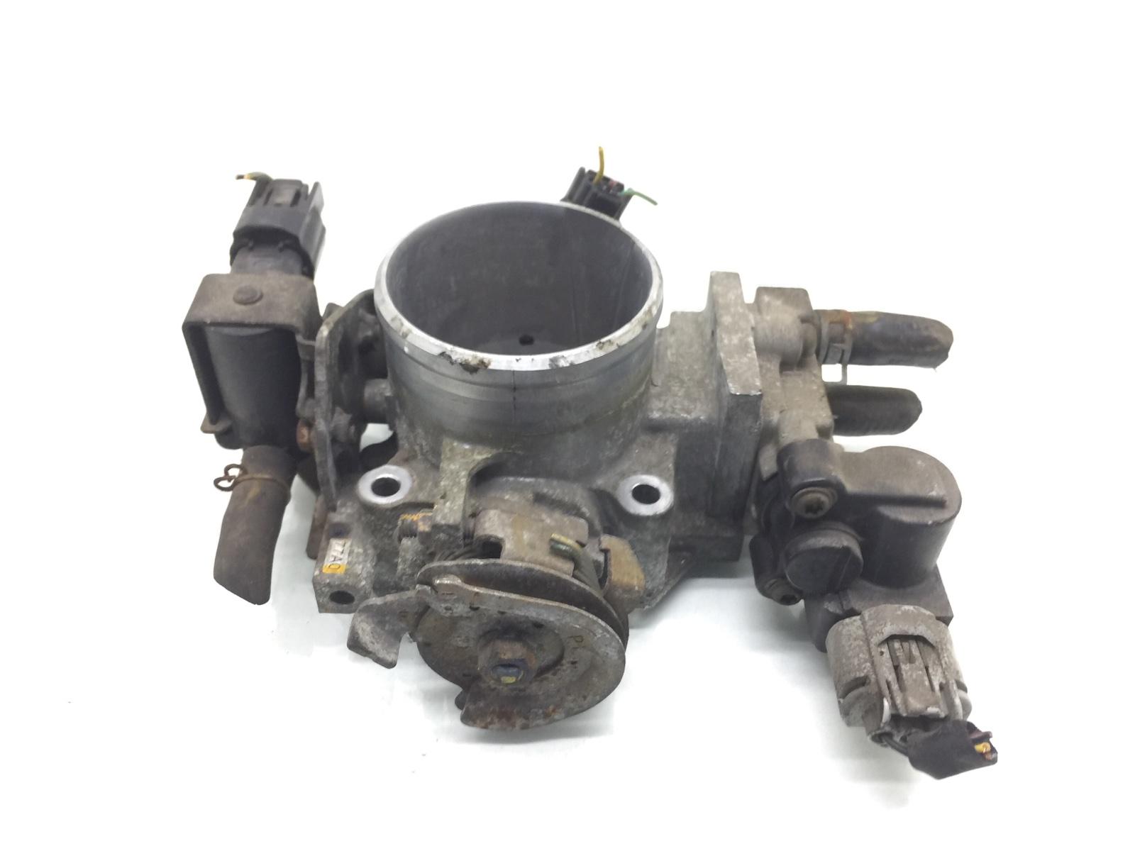 Заслонка дроссельная Honda Civic 1.6 I 2001 (б/у)