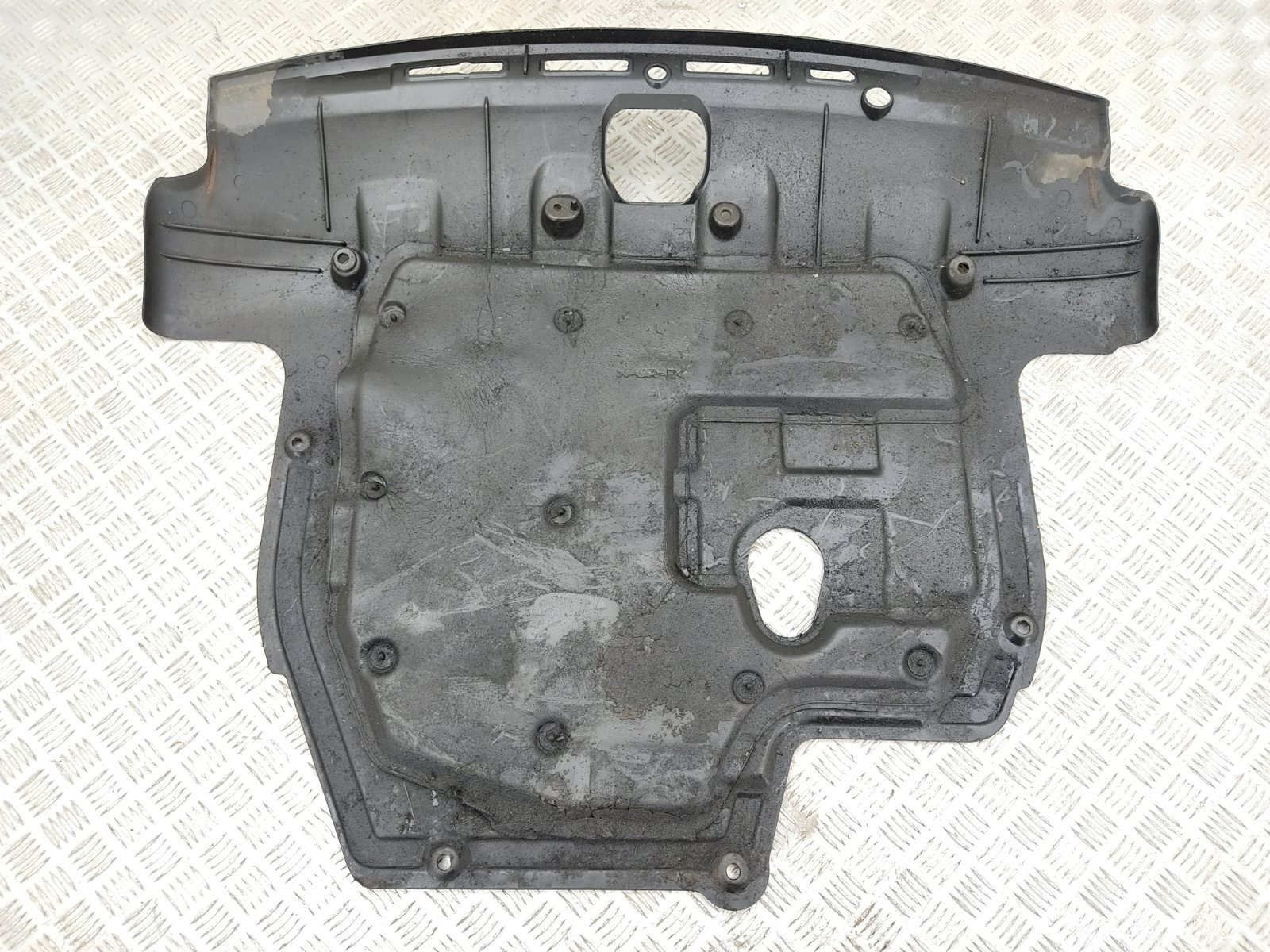 Защита двигателя Hyundai Santa Fe 2.2 CRDI 2007 (б/у)