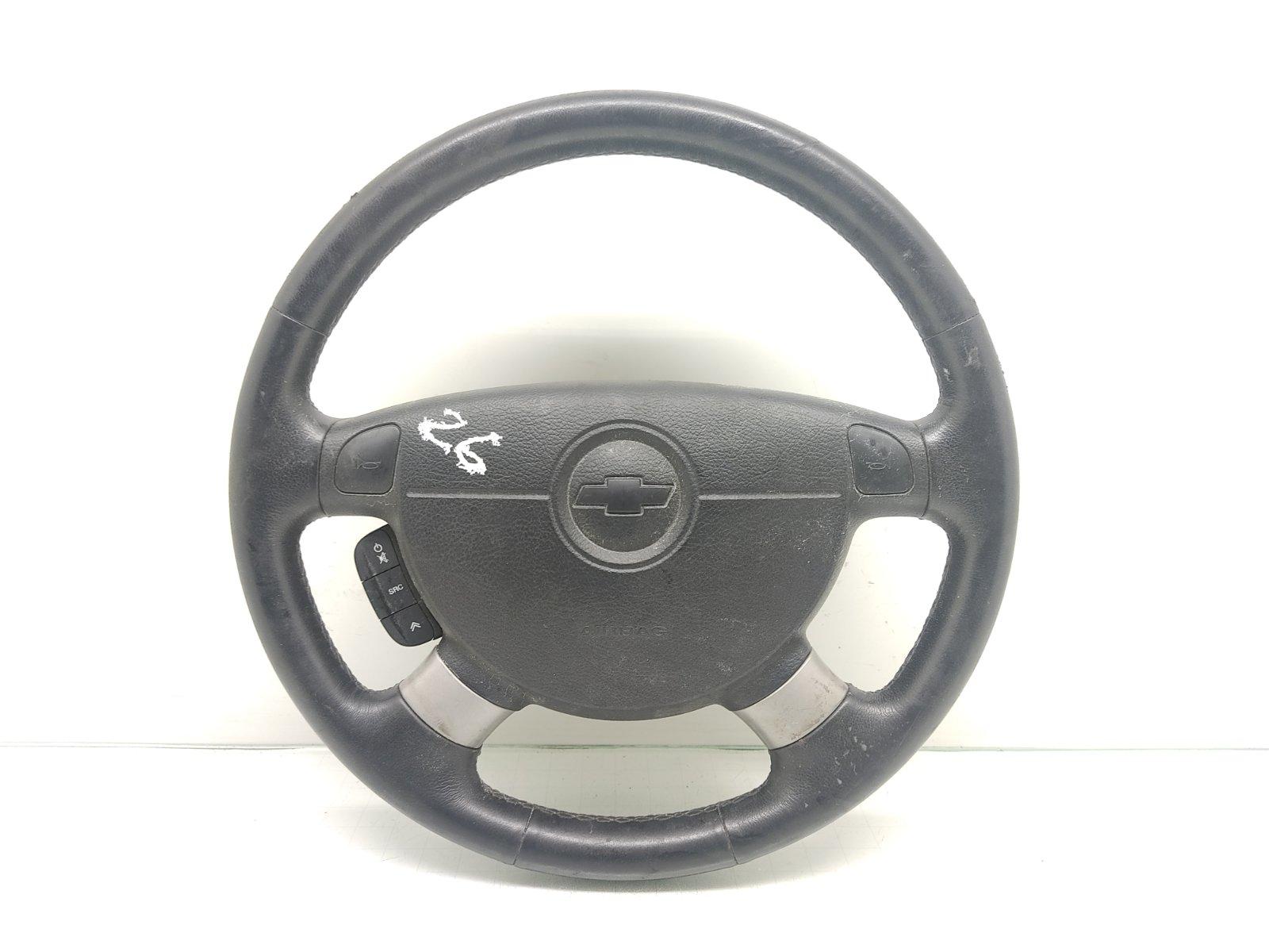 Руль Chevrolet Lacetti 1.6 I 2009 (б/у)